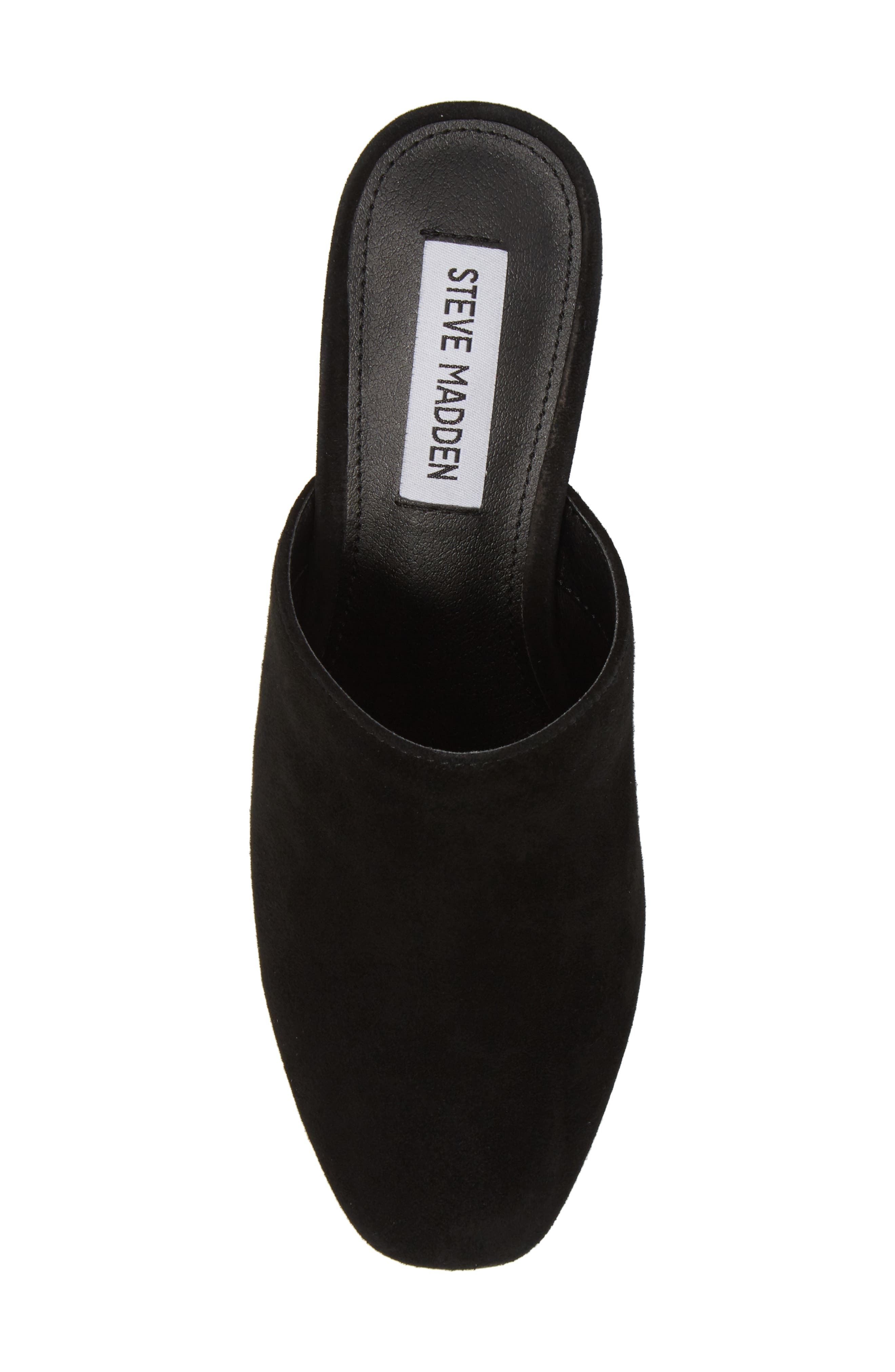 Alternate Image 5  - Steve Madden Notch Mule (Women)