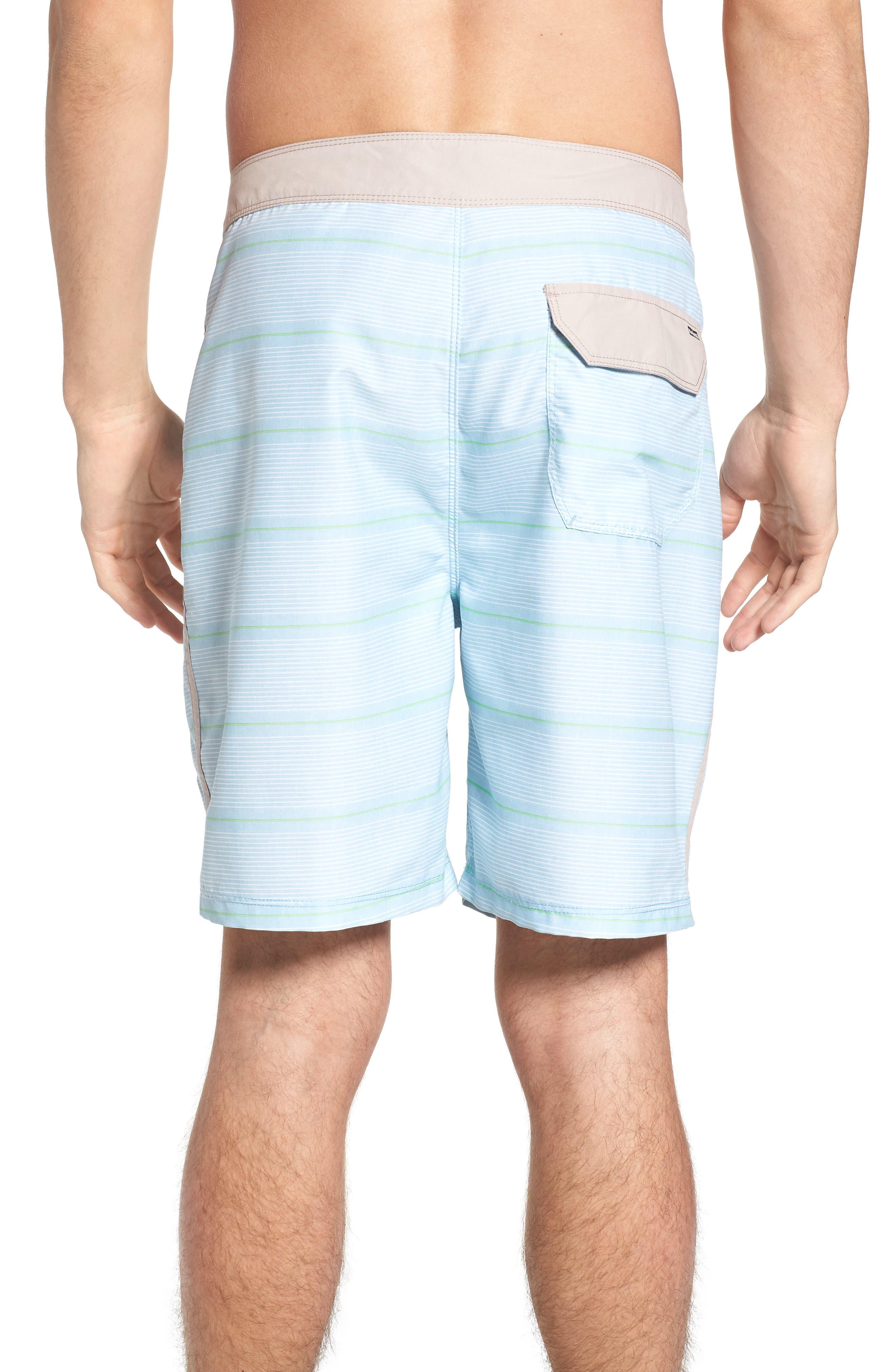 Shoreside Board Shorts,                             Alternate thumbnail 2, color,                             Ocean Bliss