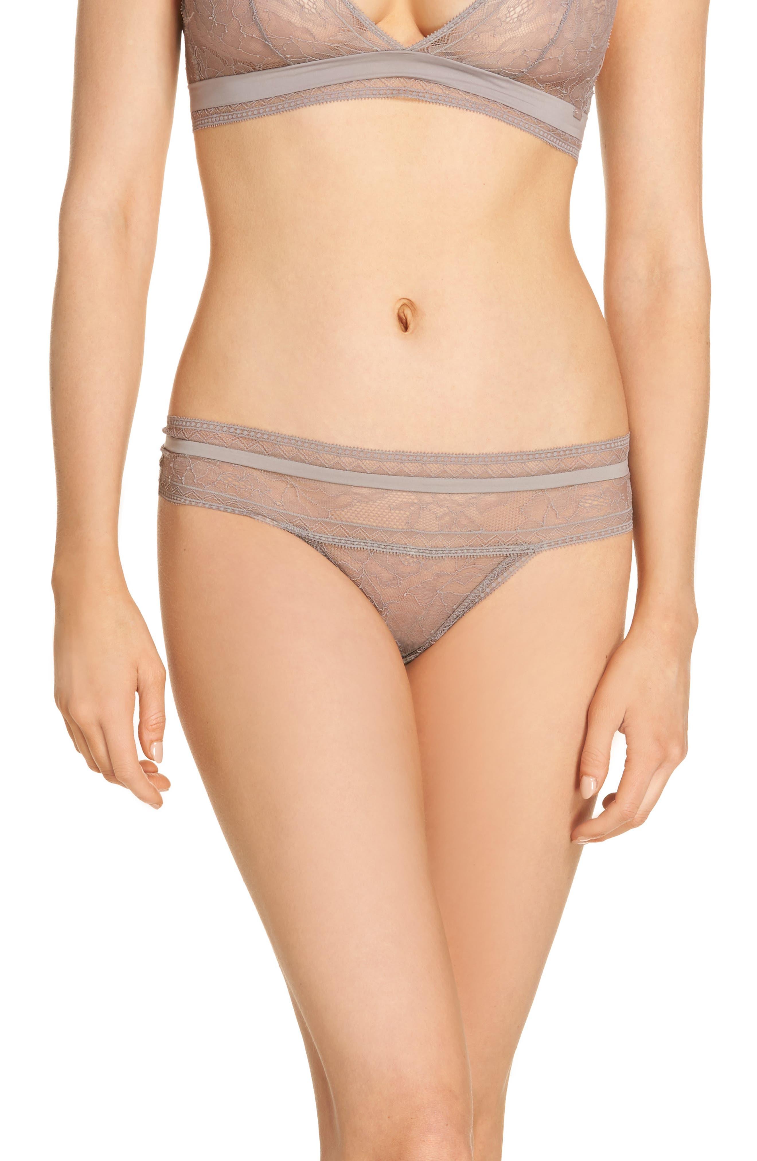 Alternate Image 1 Selected - Calvin Klein Obsess Thong