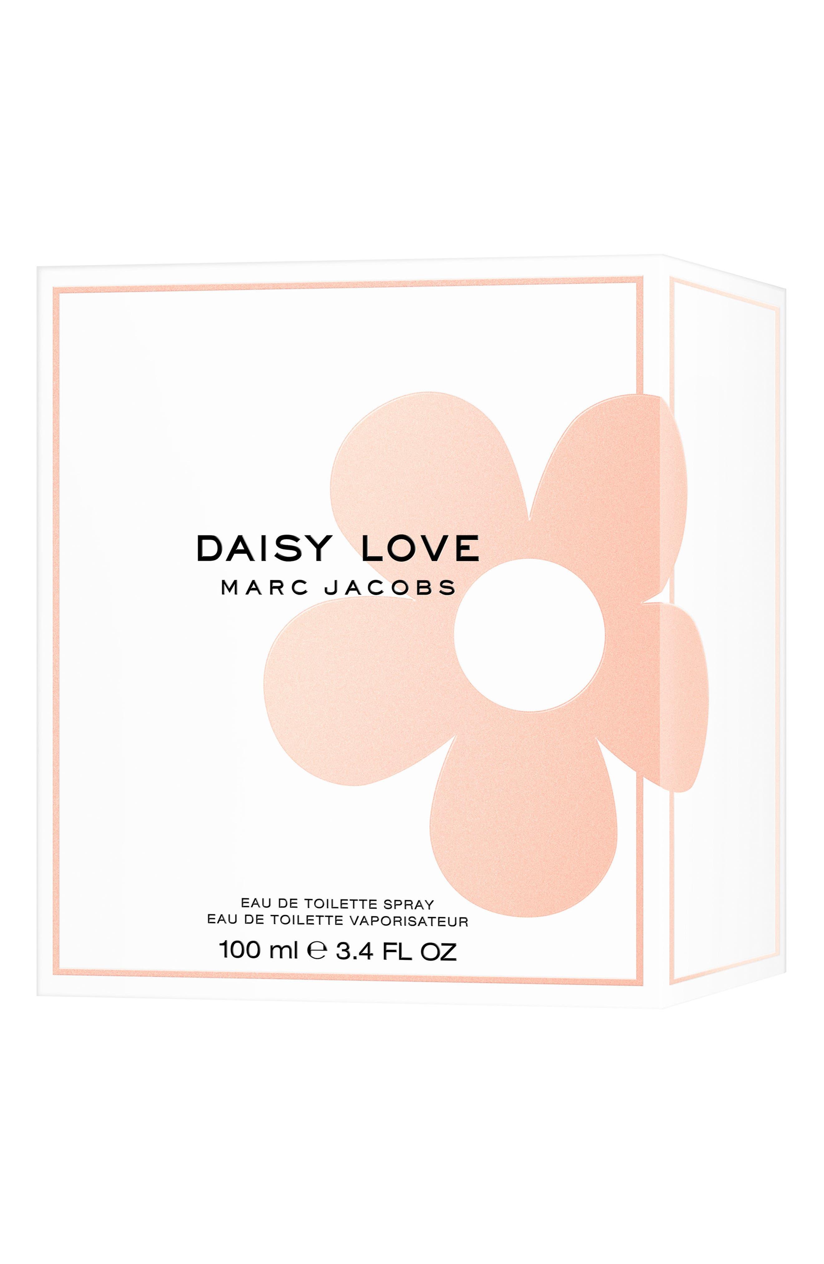 Daisy Love Eau de Toilette,                             Alternate thumbnail 4, color,                             No Color