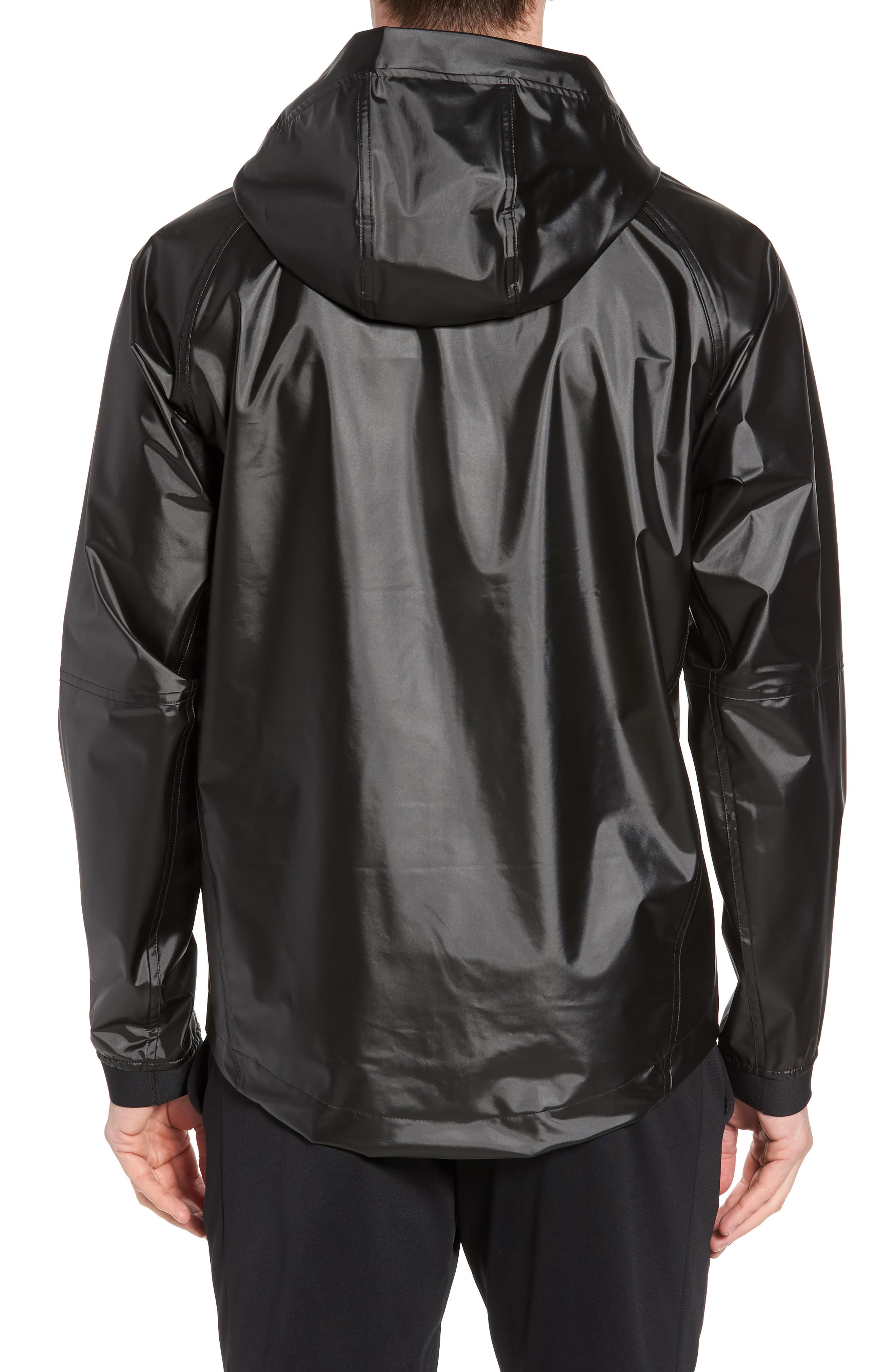 NSW Jacket,                             Alternate thumbnail 2, color,                             Black