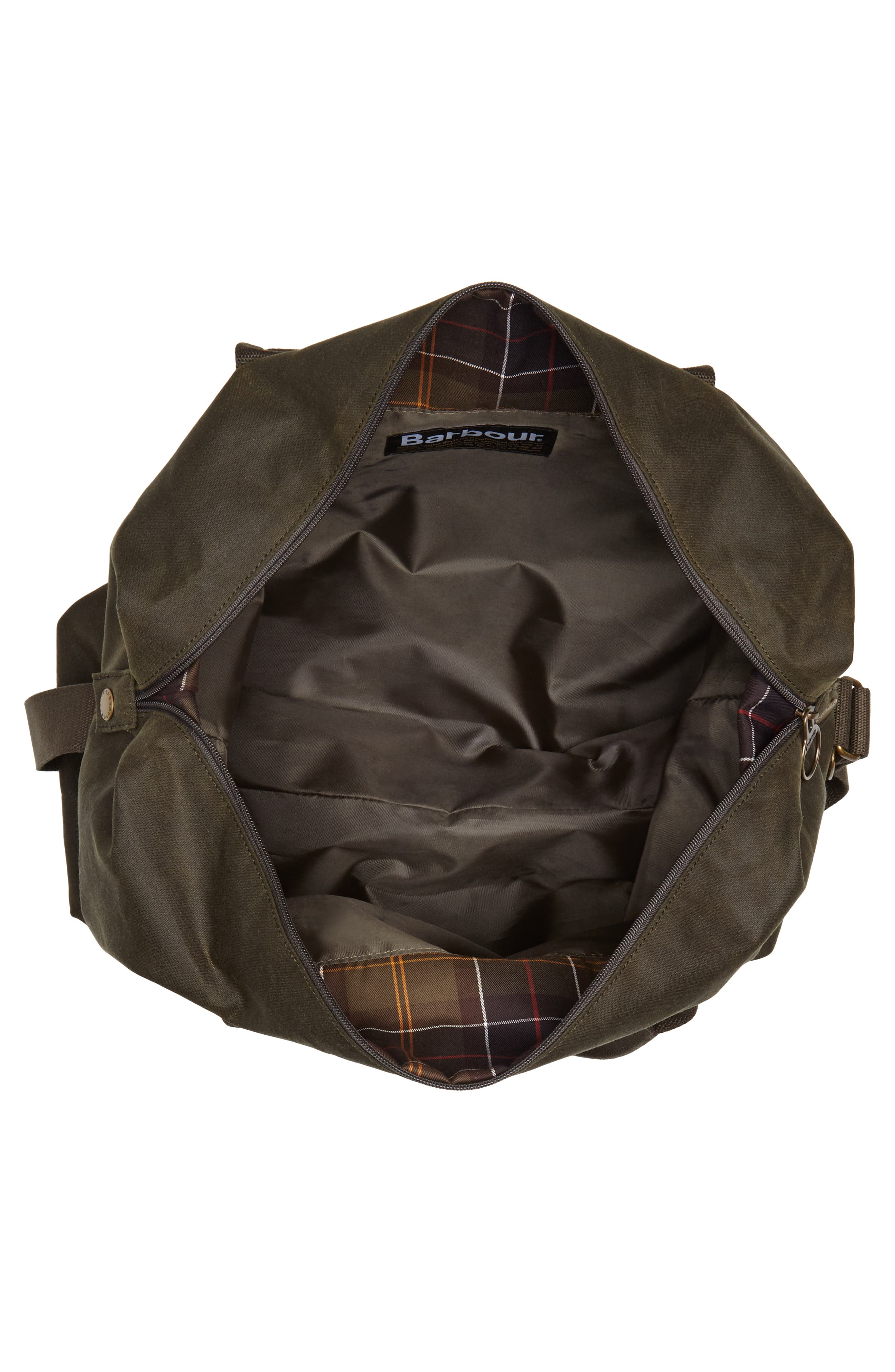 Alternate Image 4  - Barbour Archive Holdall Bag