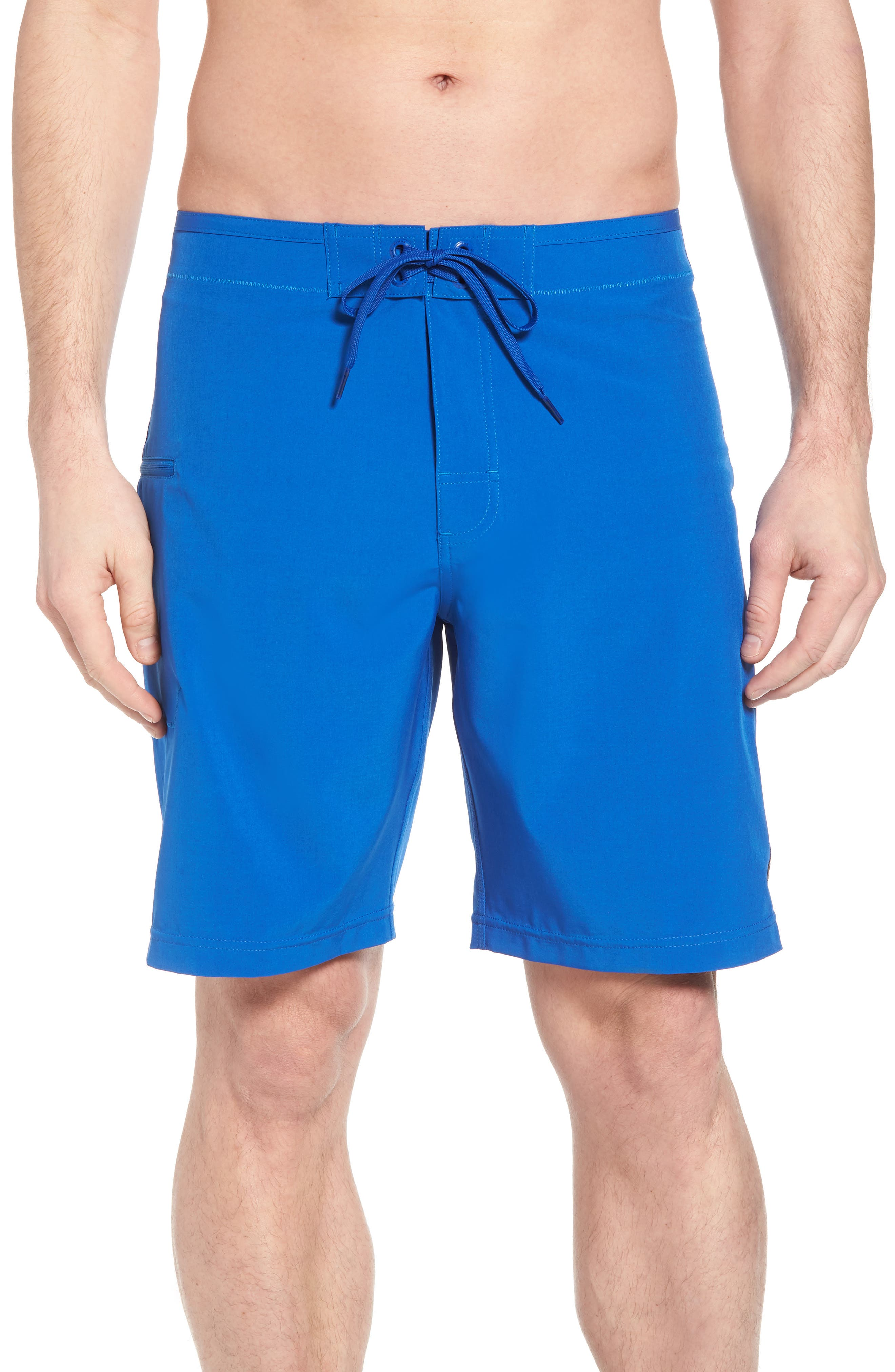 'Catalyst' Board Shorts,                         Main,                         color, Island Blue