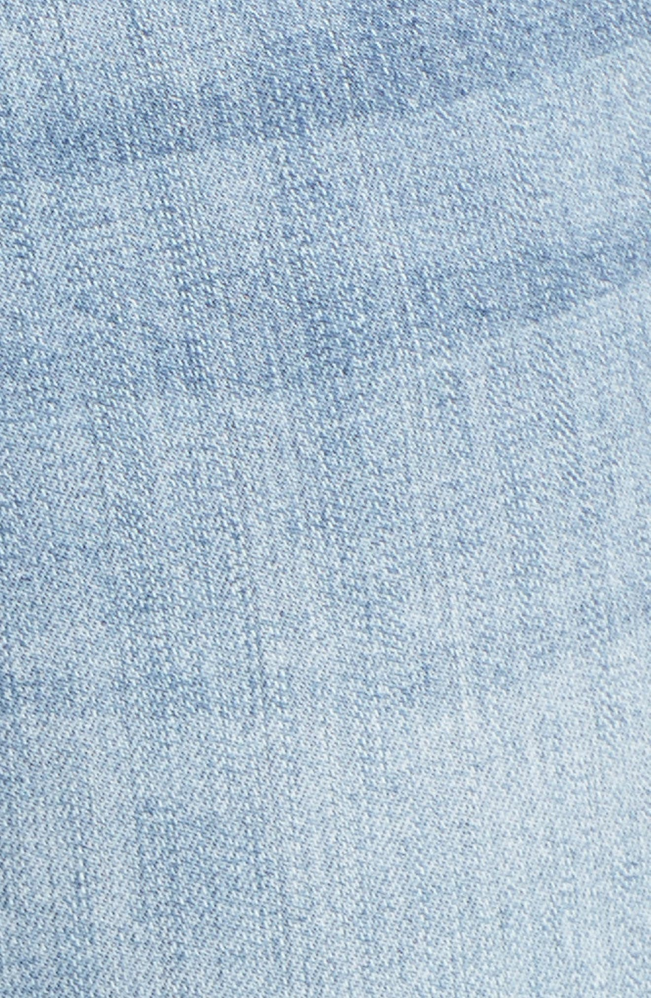 Catherine Distressed Boyfriend Jeans,                             Alternate thumbnail 5, color,                             Announce