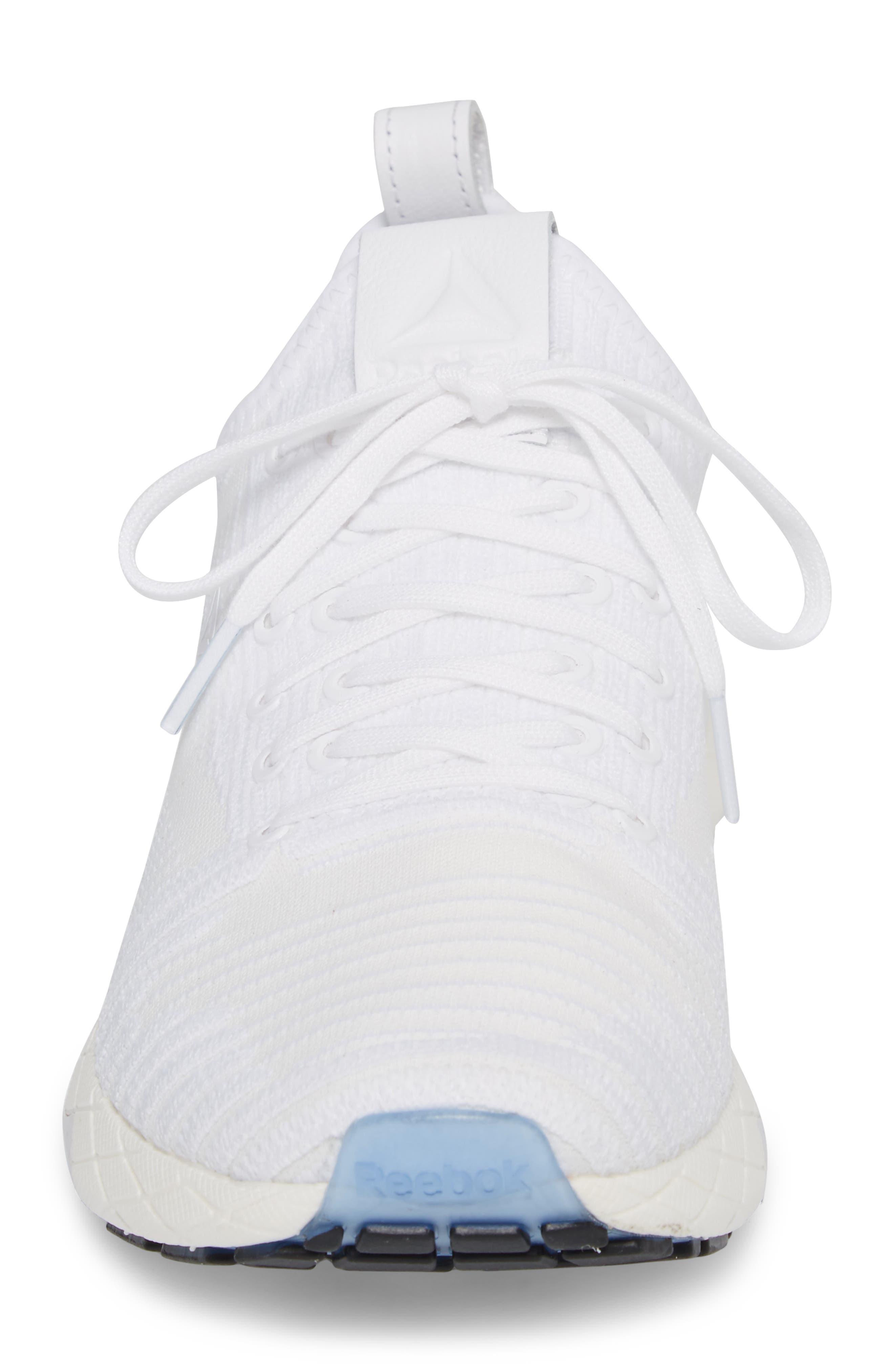 Floatride Run 6000 Running Shoe,                             Alternate thumbnail 4, color,                             White