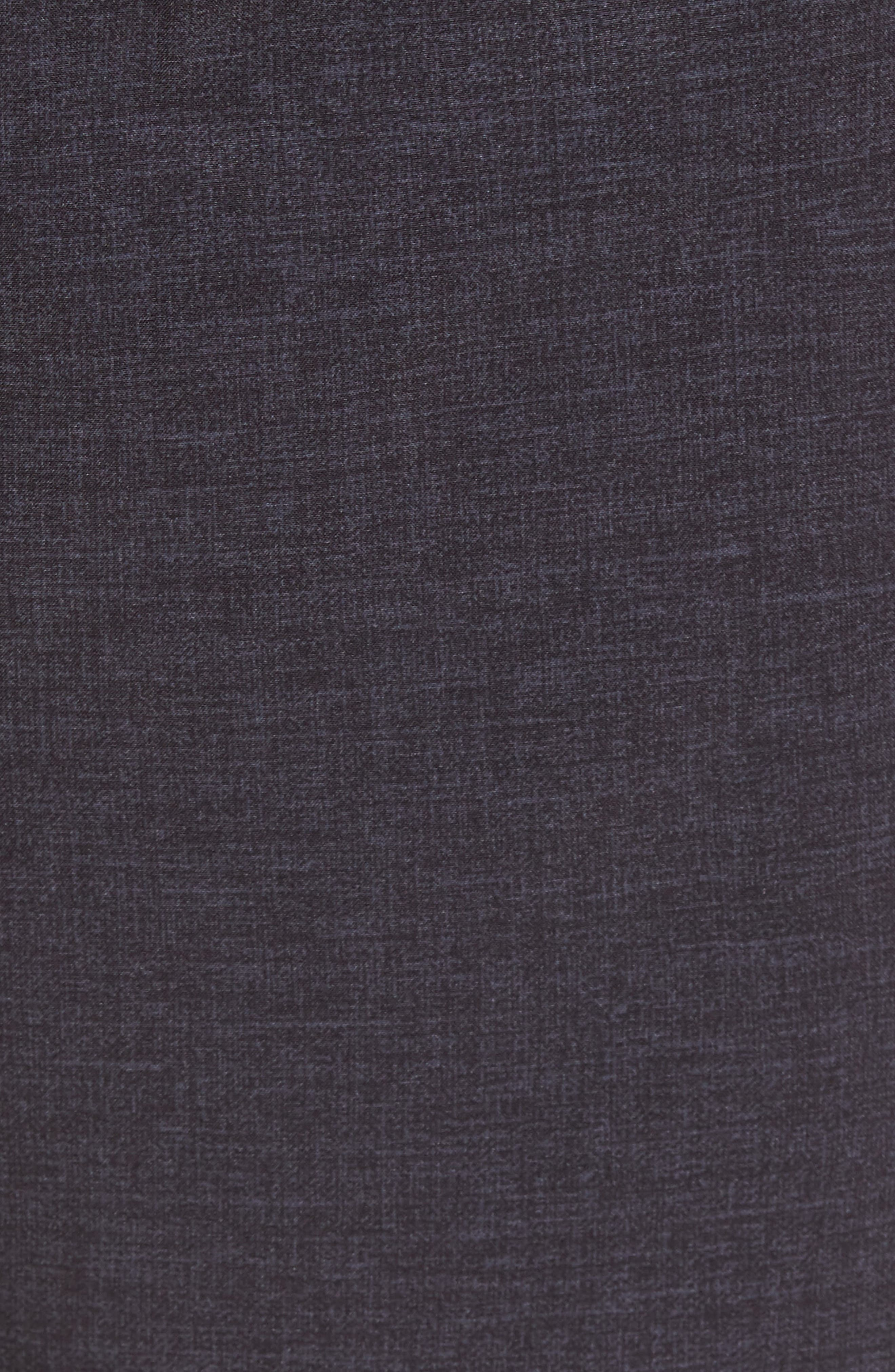 Spencer Jogger Pants,                             Alternate thumbnail 5, color,                             Black Heather