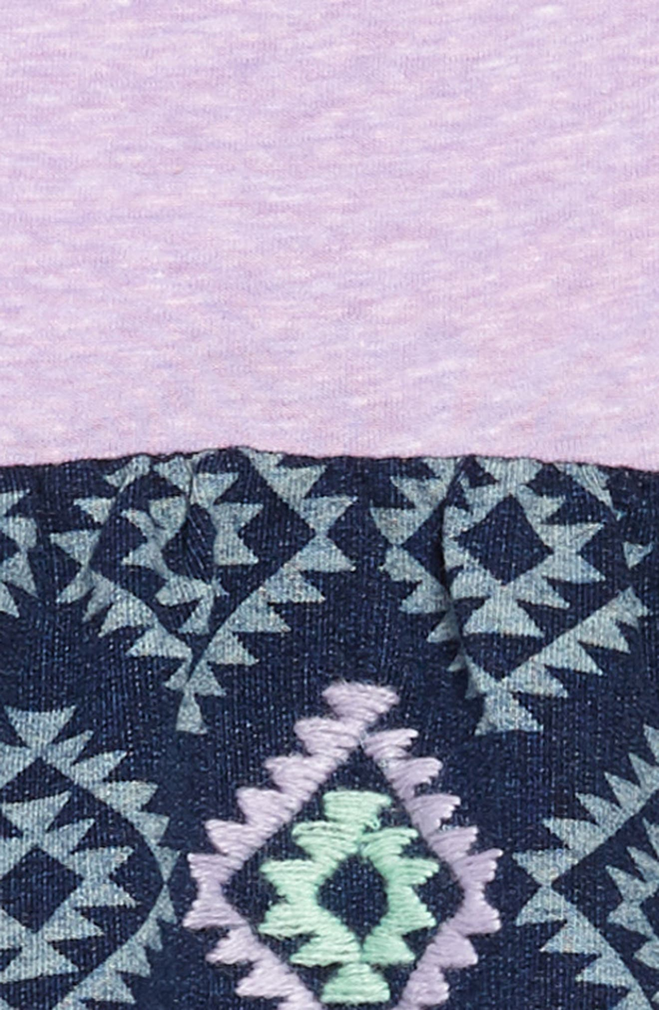 Alessandra Dress,                             Alternate thumbnail 3, color,                             Yuma