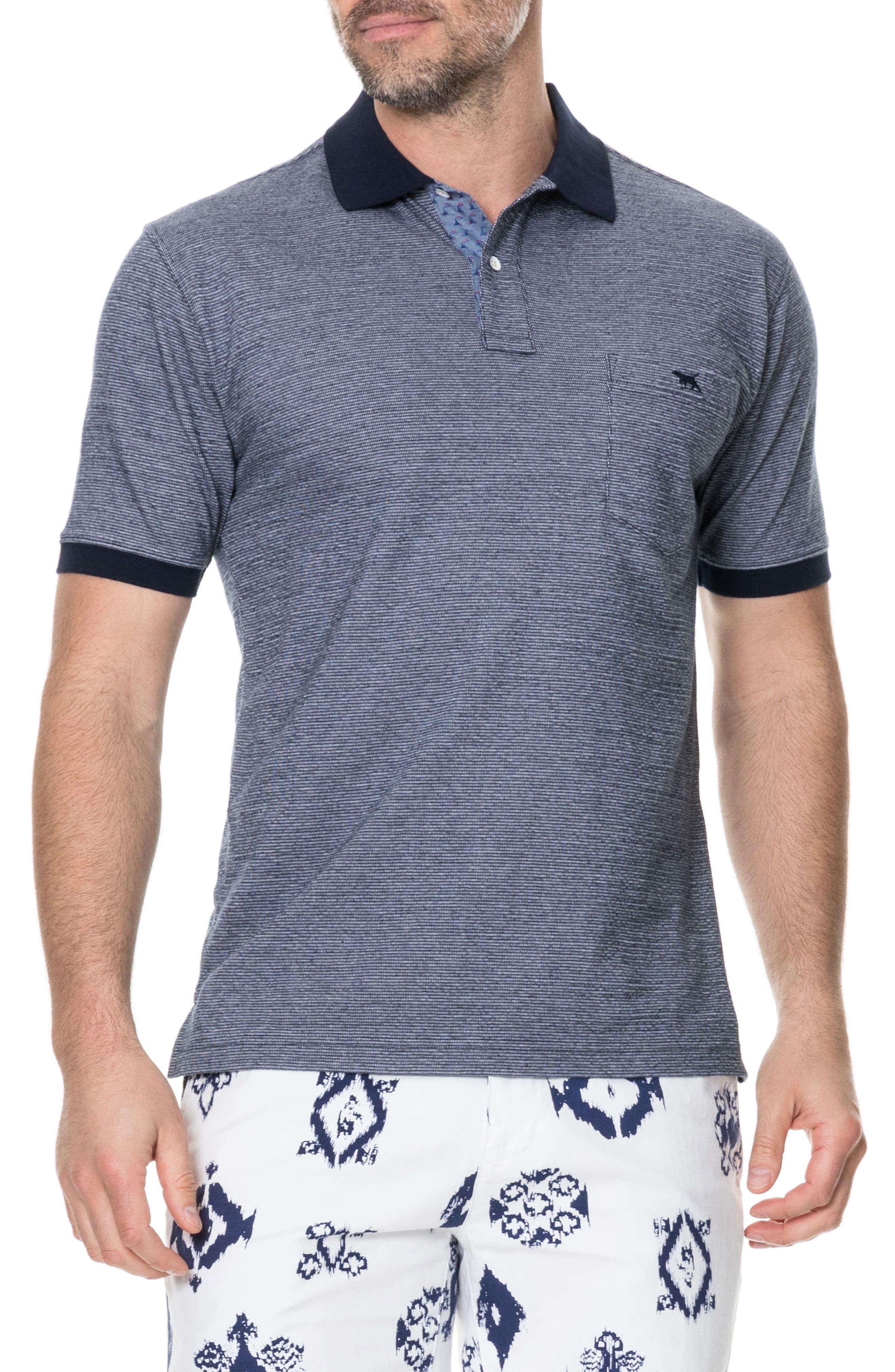 Sedgebrook Regular Fit Polo,                         Main,                         color, Navy