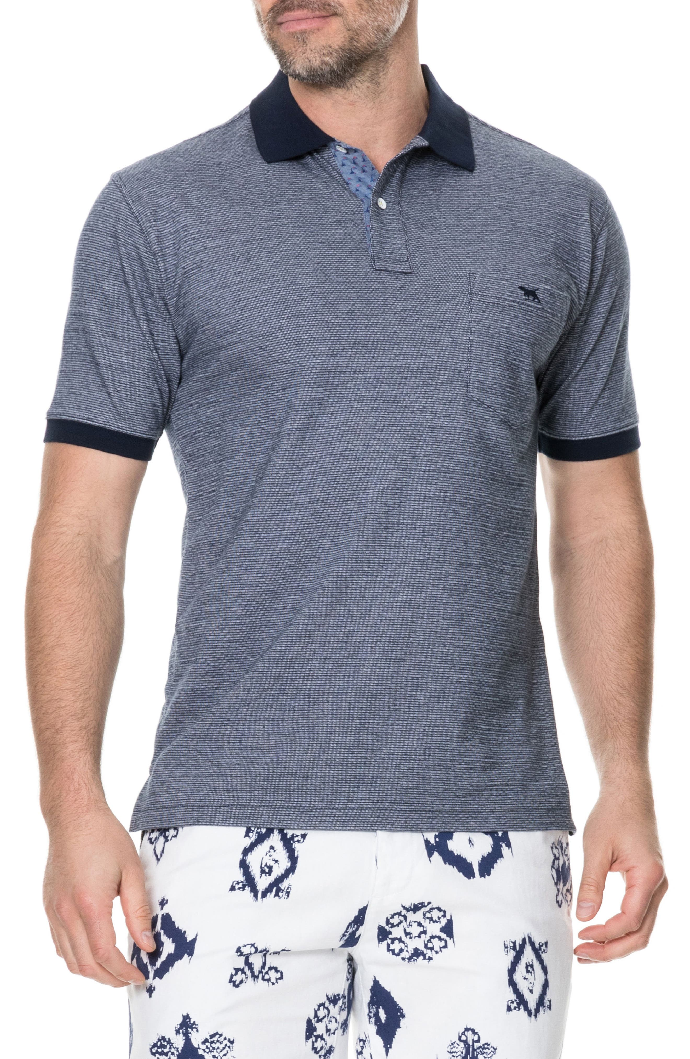 Sedgebrook Regular Fit Polo,                         Main,                         color, Navy
