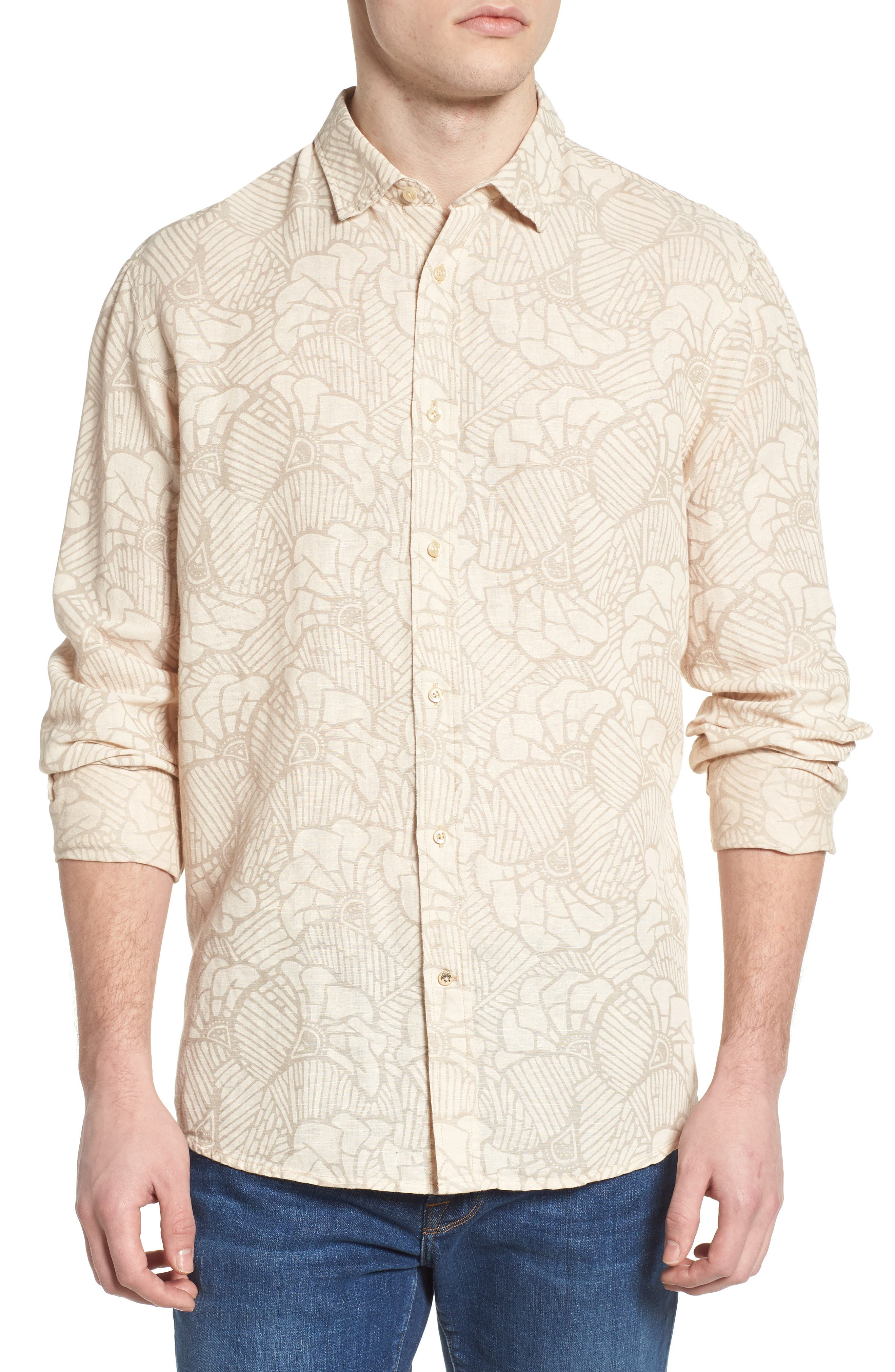 Relaxed Fit Sport Shirt,                         Main,                         color, Combo B