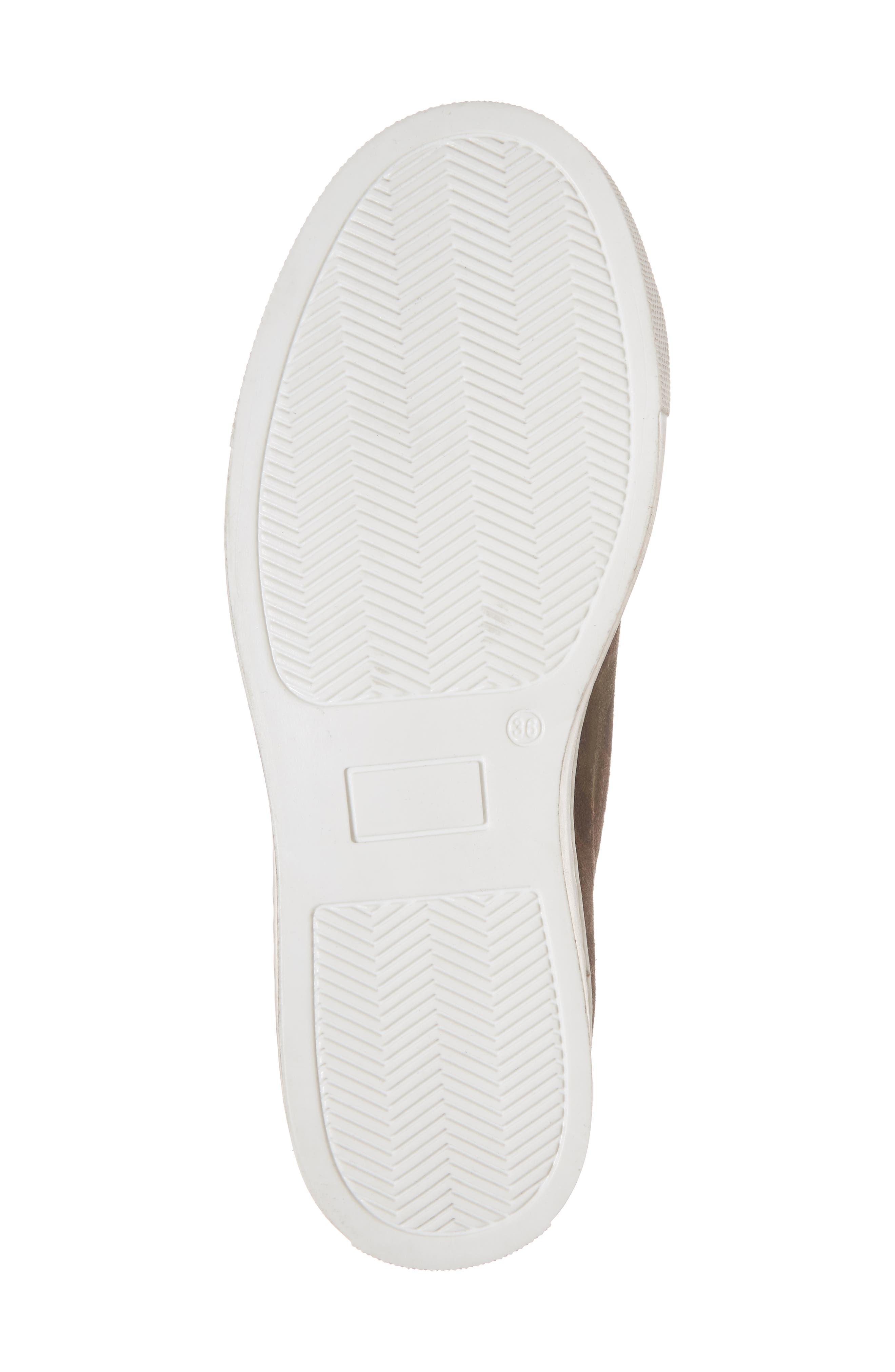 Orissa Sneaker,                             Alternate thumbnail 6, color,                             Military Print Suede