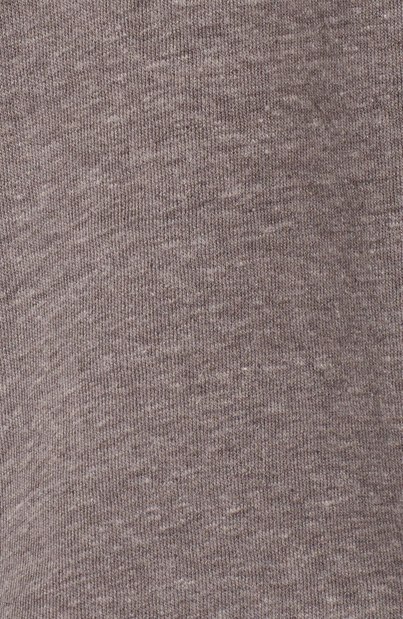 Golden Girls Willow Sweatshirt,                             Alternate thumbnail 6, color,                             Heather Grey