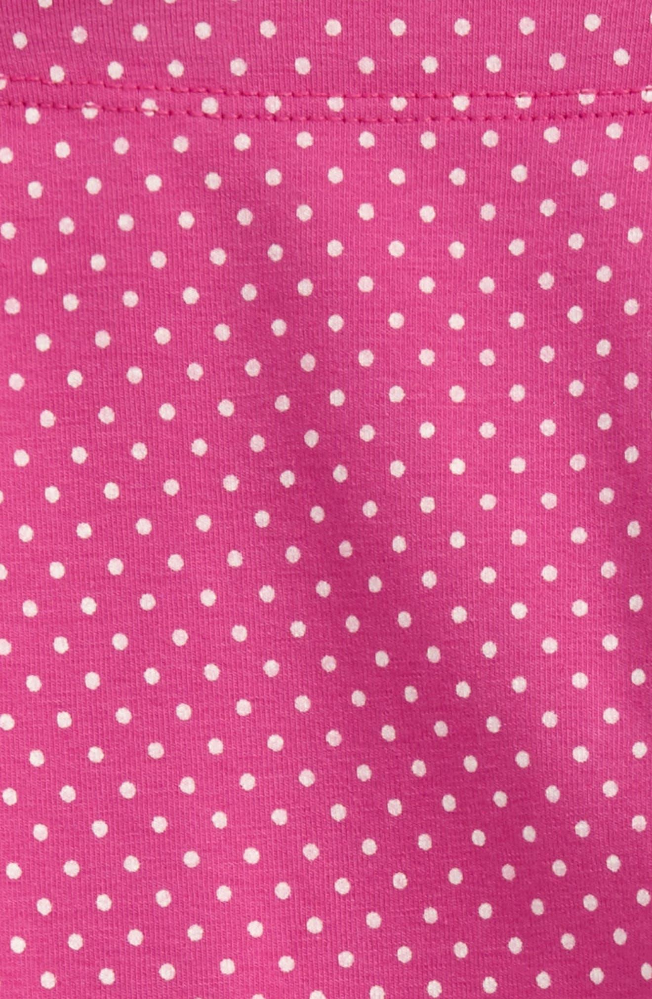 Alternate Image 2  - Tea Collection Pin Dot Leggings (Baby Girls)