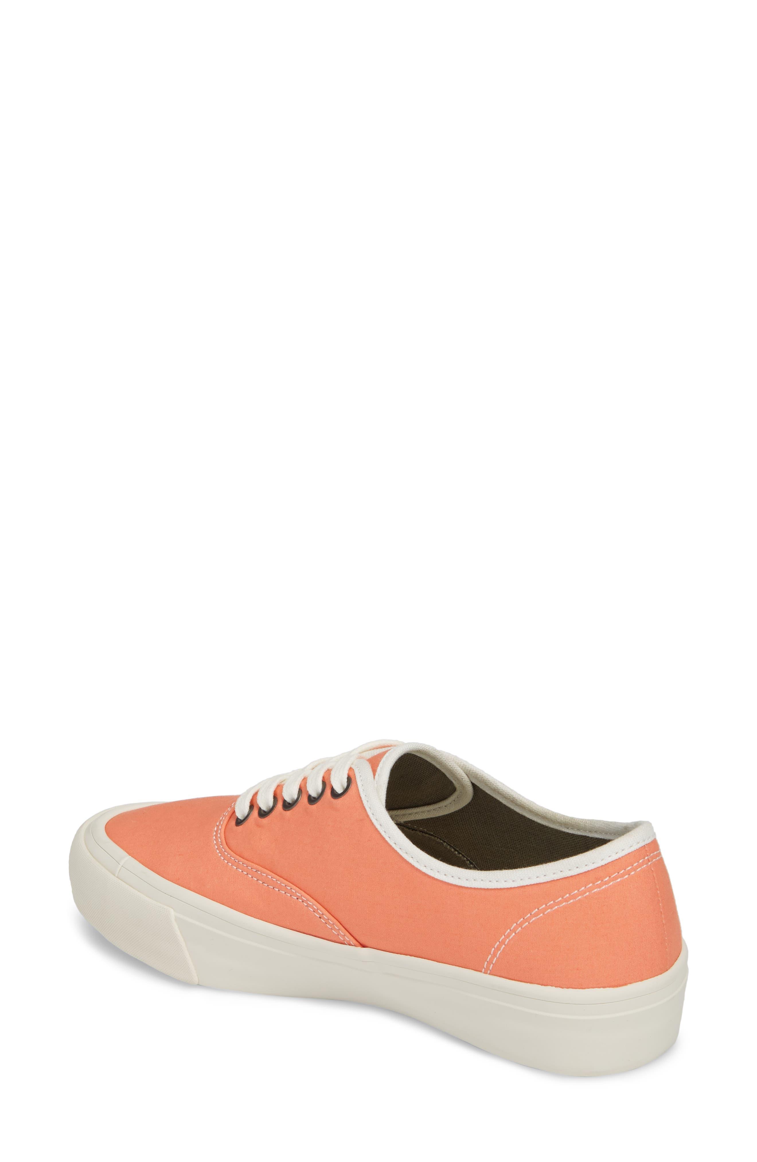Legend Standard Sneaker,                             Alternate thumbnail 2, color,                             Coral