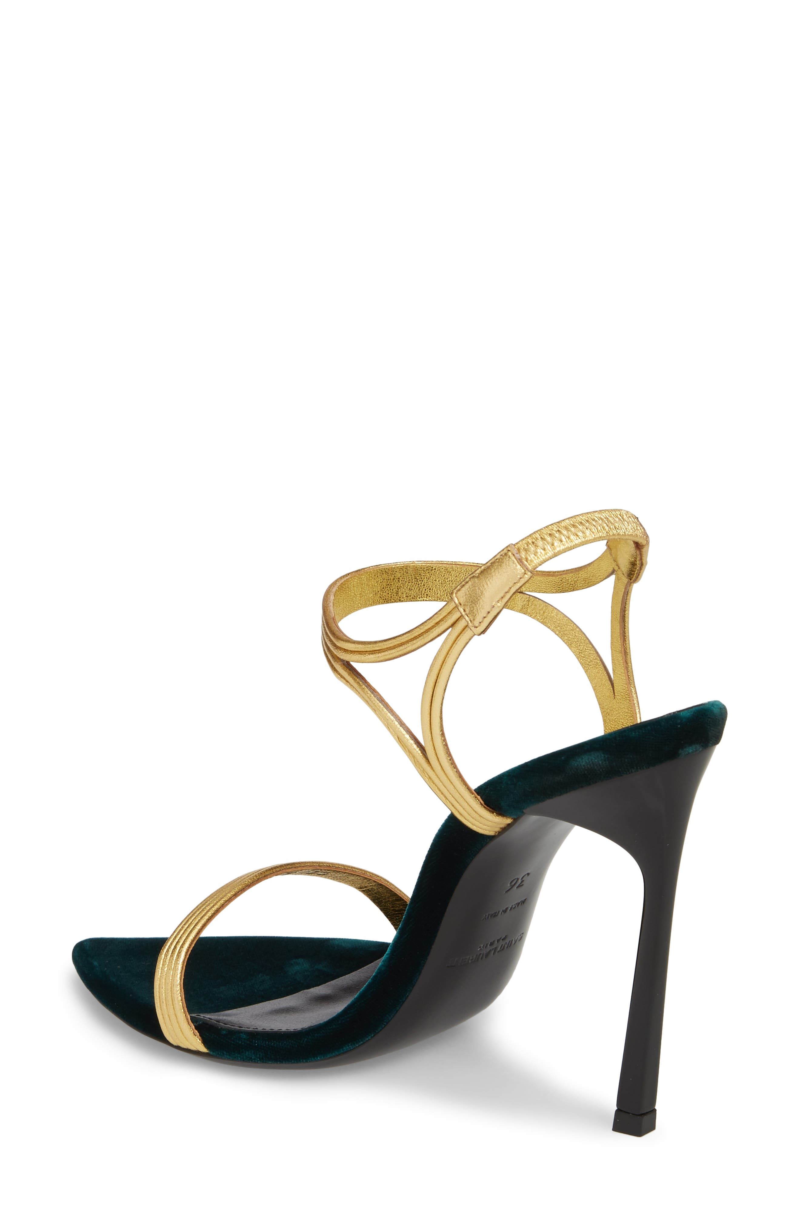 Talitha Sandal,                             Alternate thumbnail 2, color,                             Gold