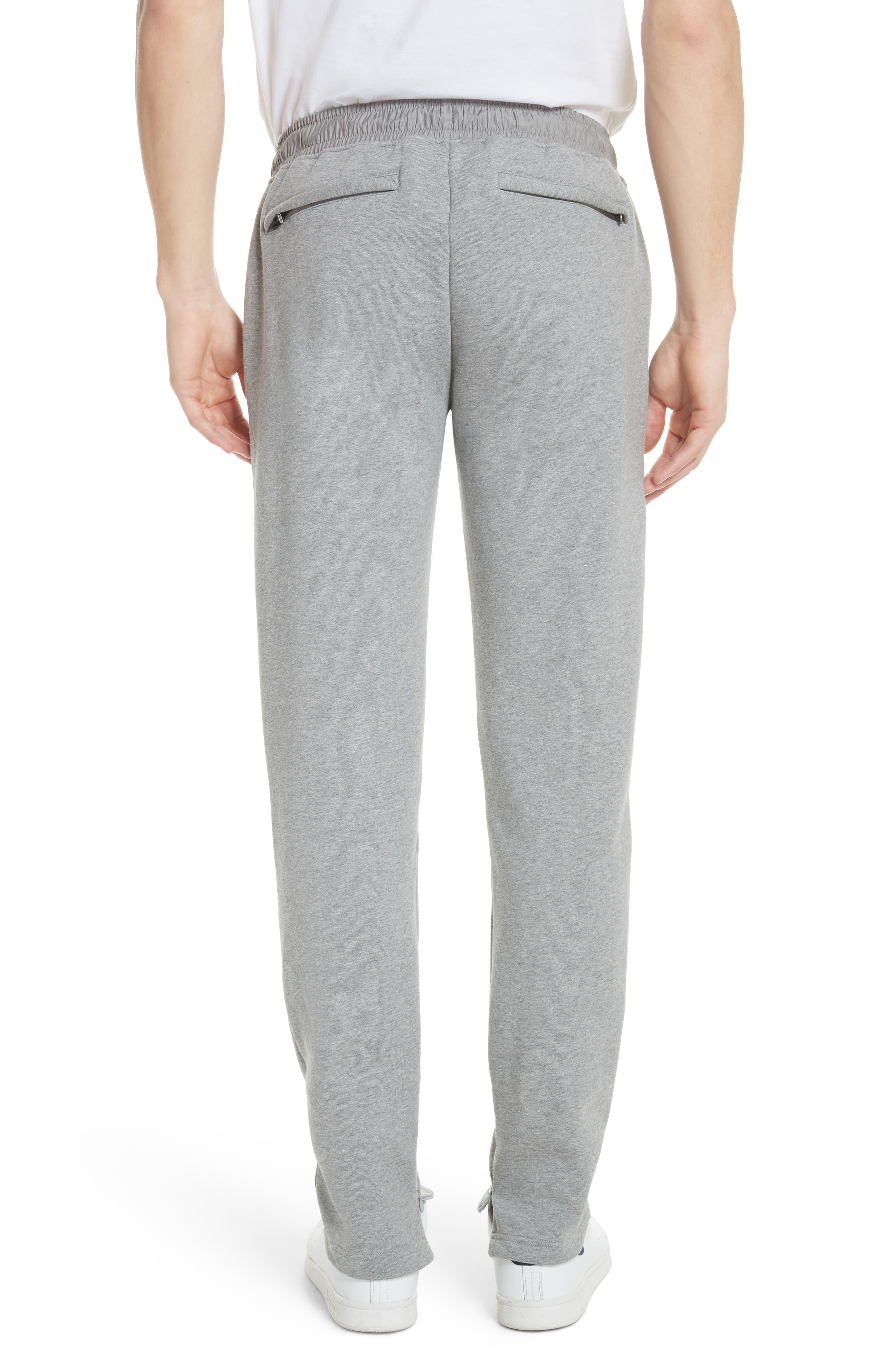 Nickford Lounge Pants,                             Alternate thumbnail 2, color,                             Pale Grey Melange