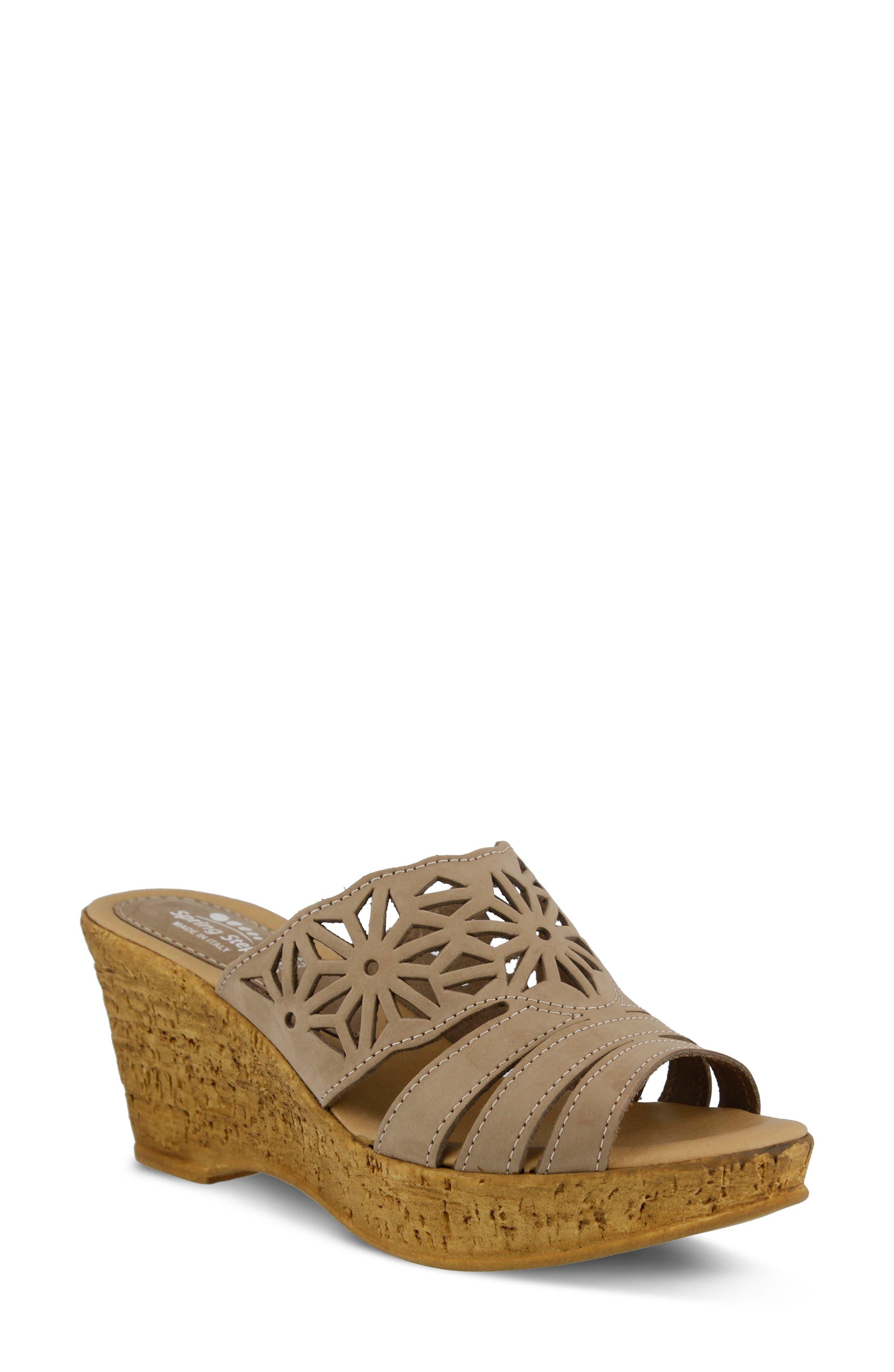 Spring Step Dora Wedge Sandal (Women)