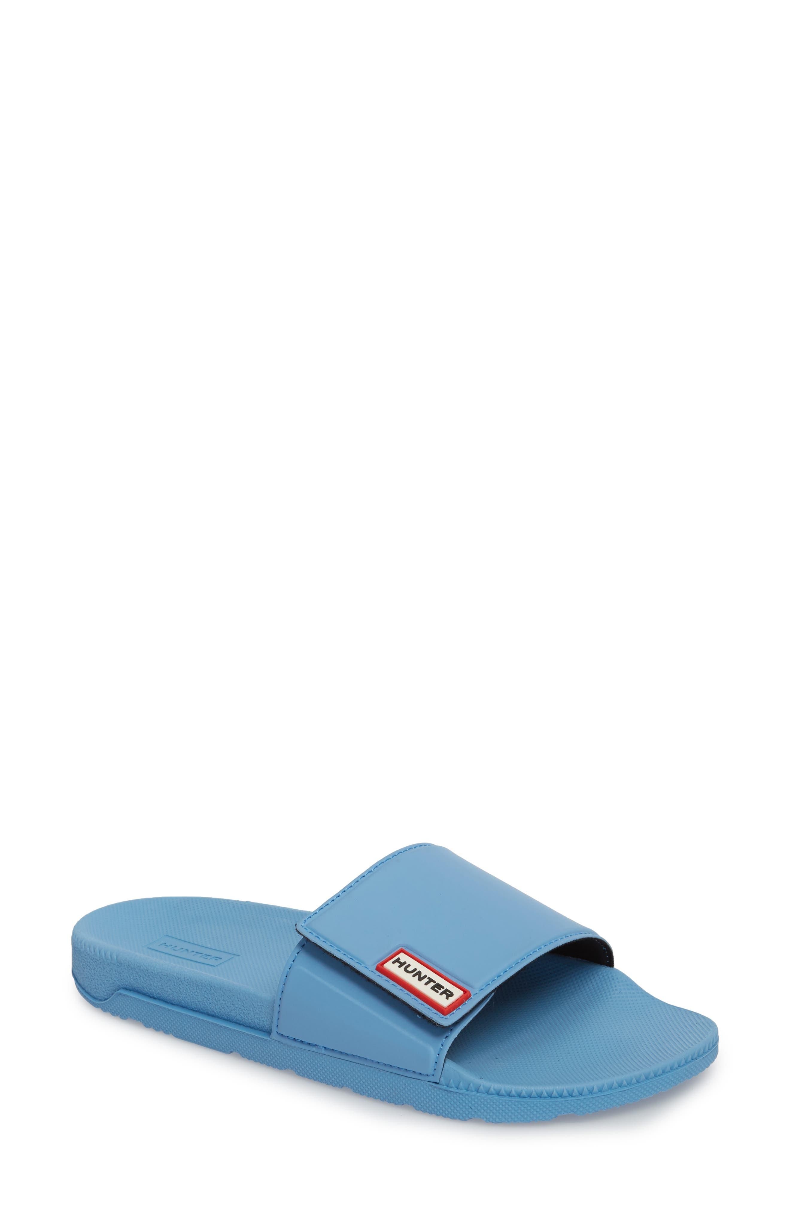 Hunter Original Adjustable Slide Sandal (Women)