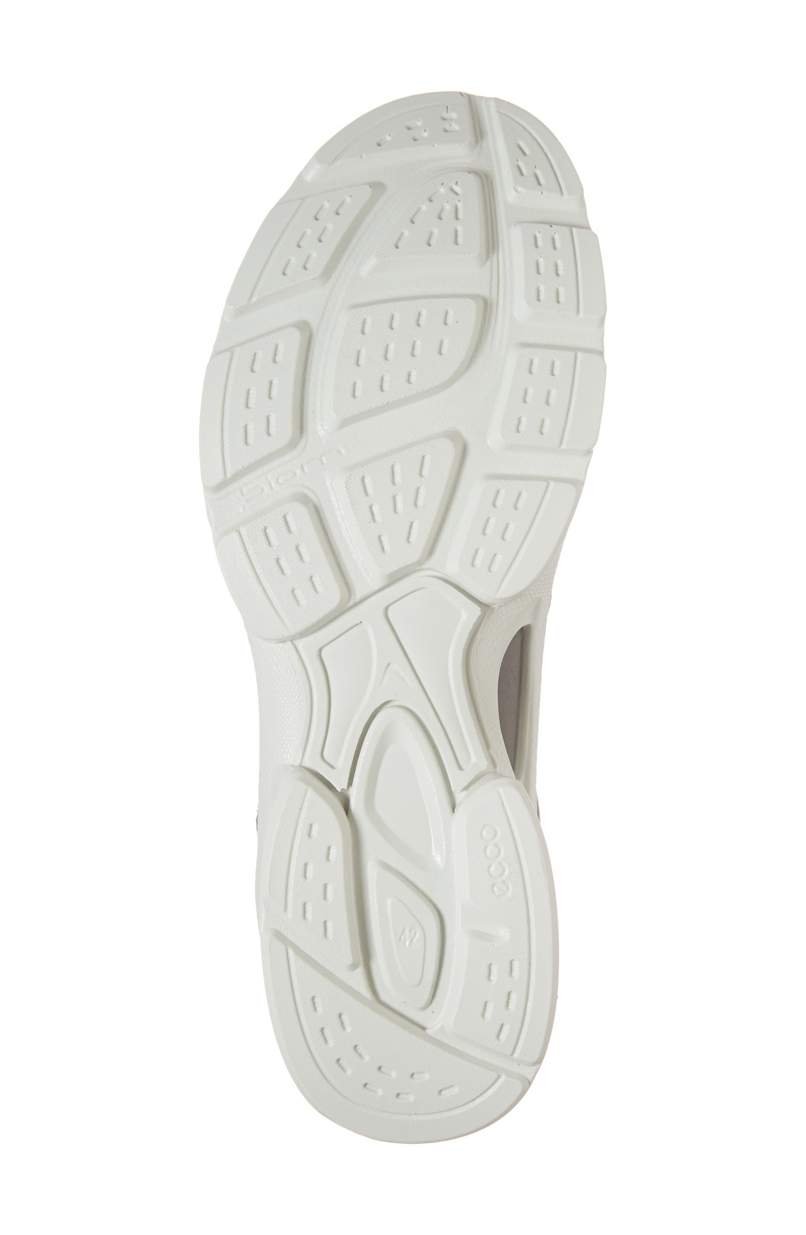 Biom Street Sneaker,                             Alternate thumbnail 6, color,                             Wild Dove Leather
