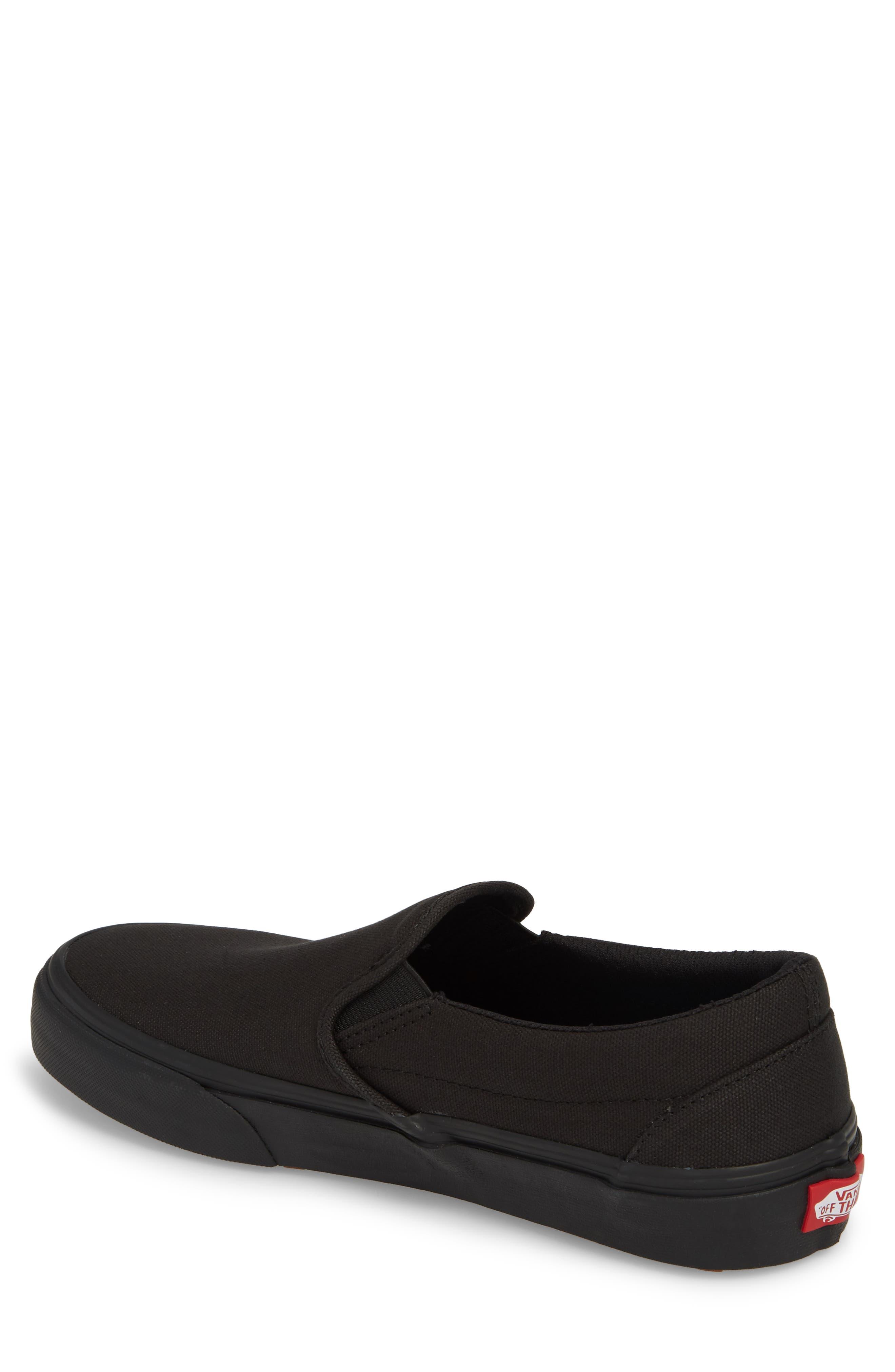 Made for the Makers UC Slip-On Sneaker,                             Alternate thumbnail 2, color,                             Black/ Black