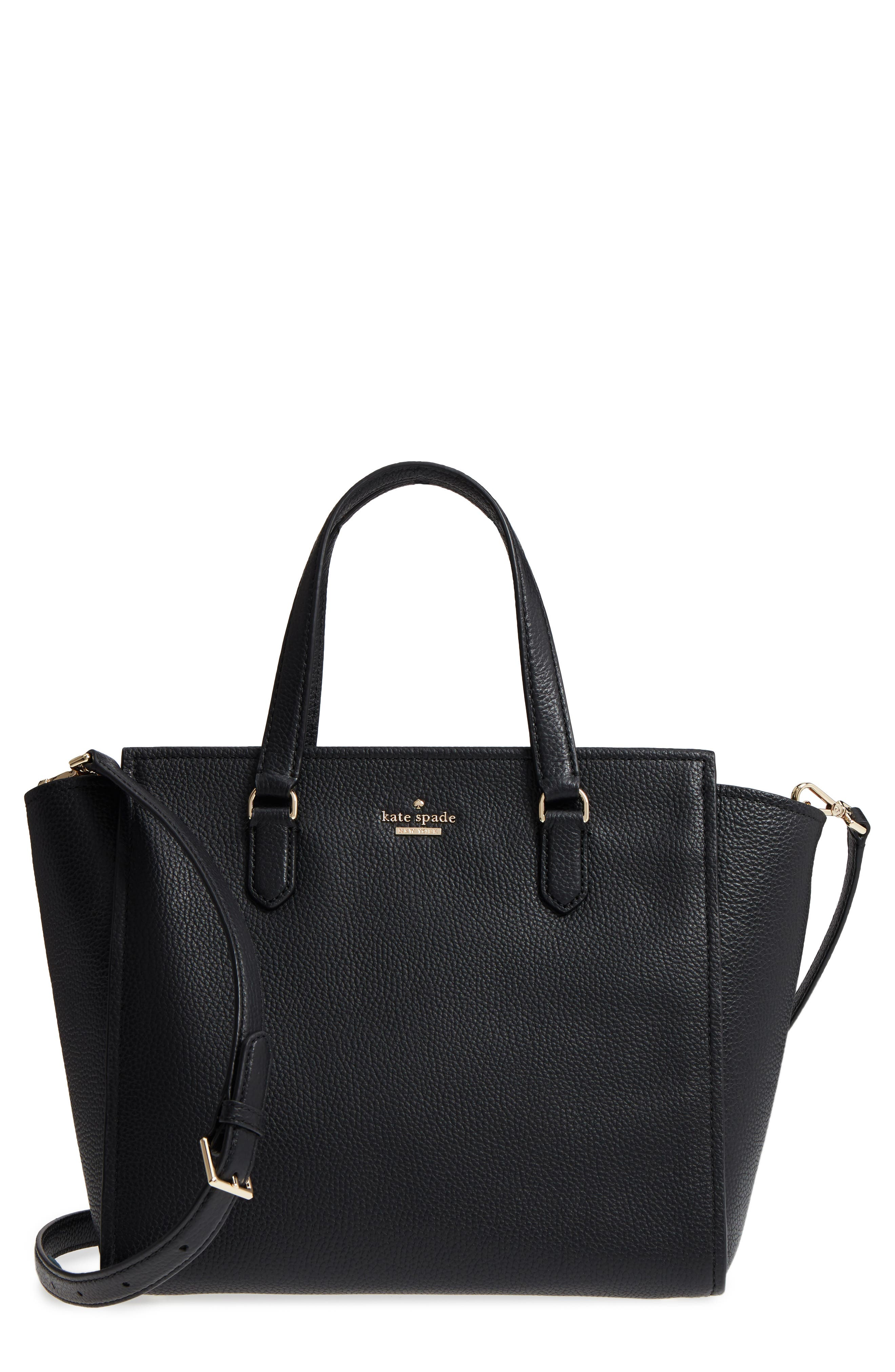 kate spade new york trent hill - hayden leather tote