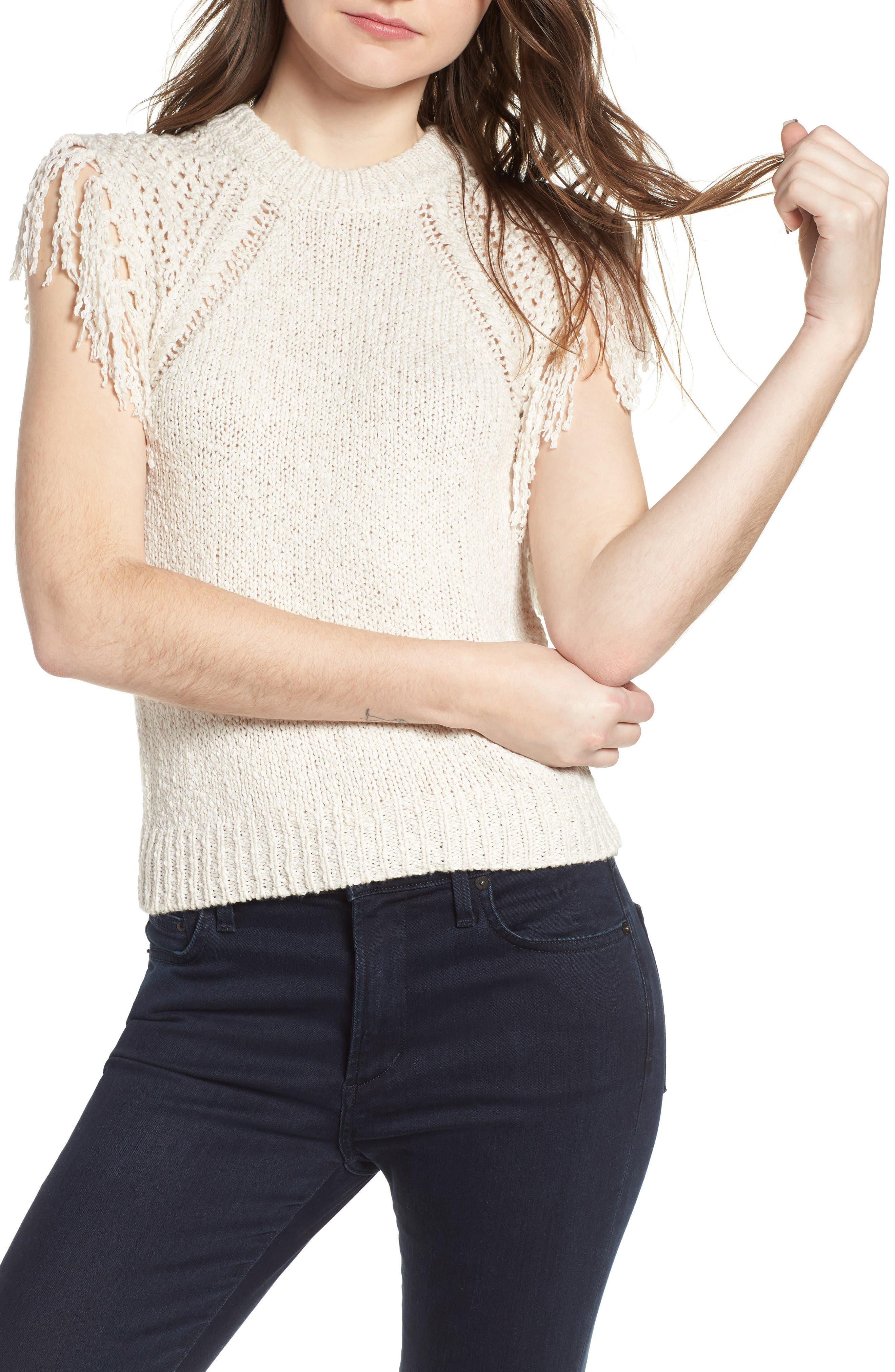 Carissa Sweater,                             Main thumbnail 1, color,                             Oatmeal
