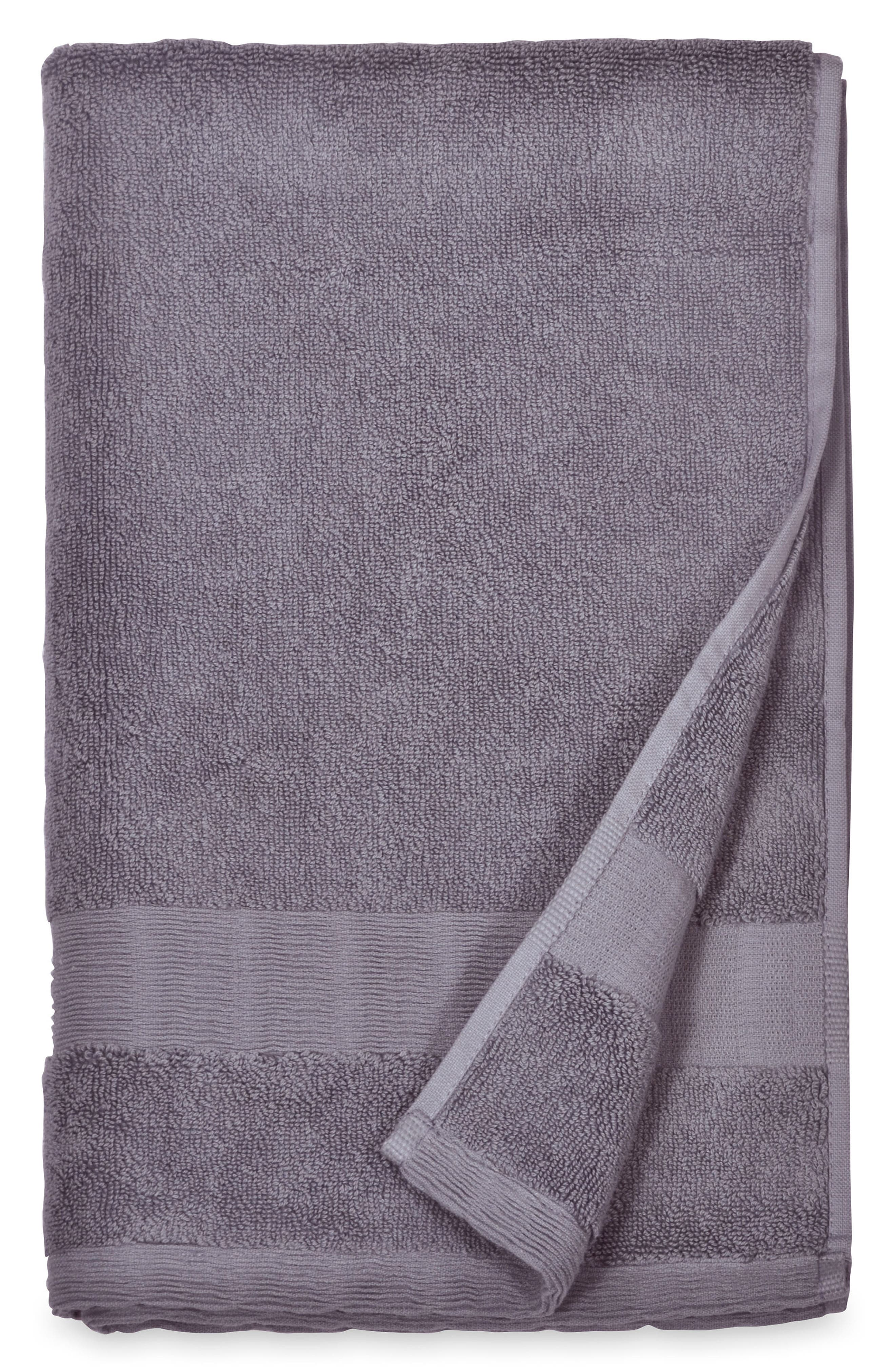 Mercer Hand Towel,                             Main thumbnail 1, color,                             Dusty Lavender