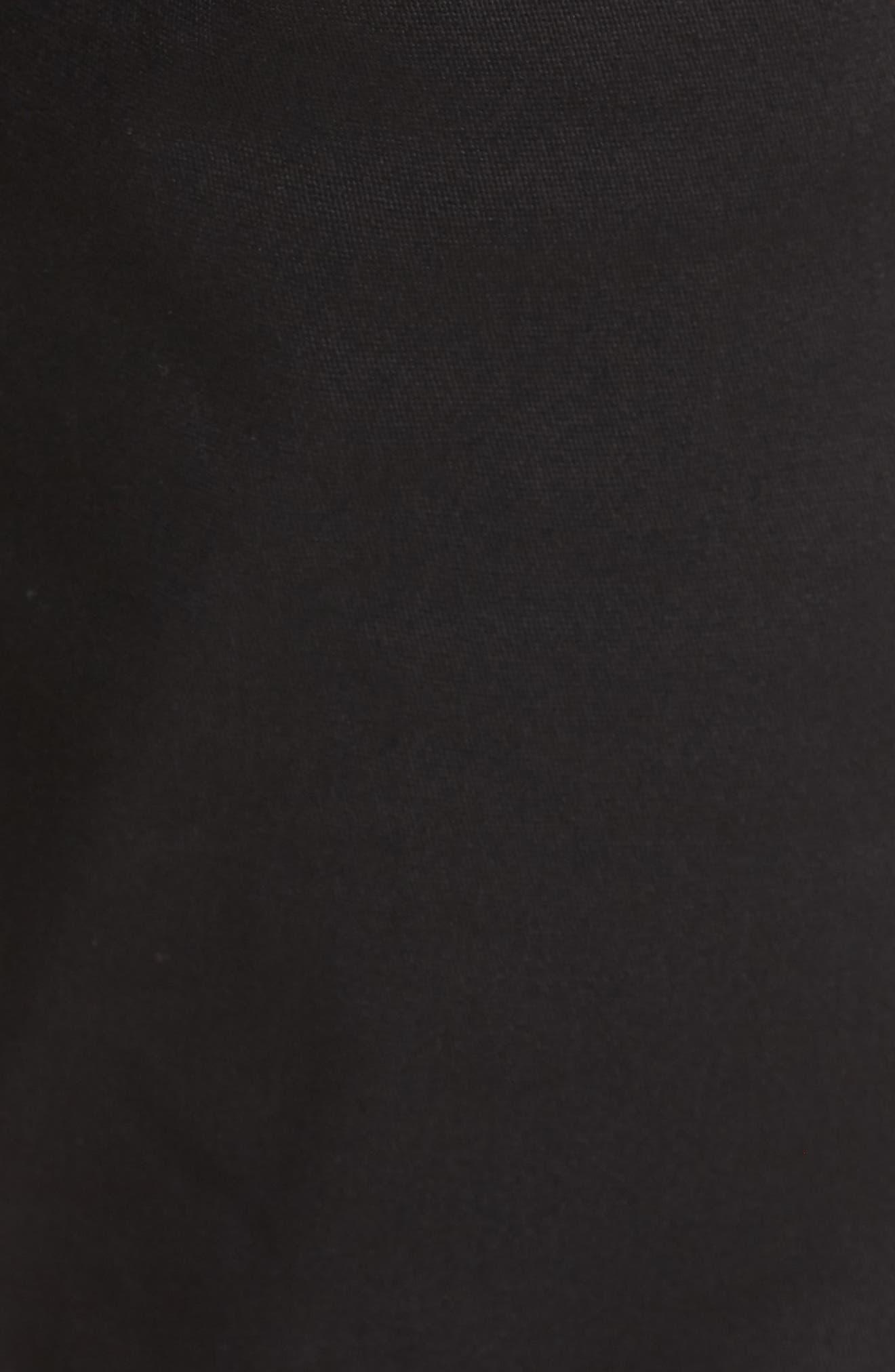 Runner Slim Fit Jogger Pants,                             Alternate thumbnail 5, color,                             Black