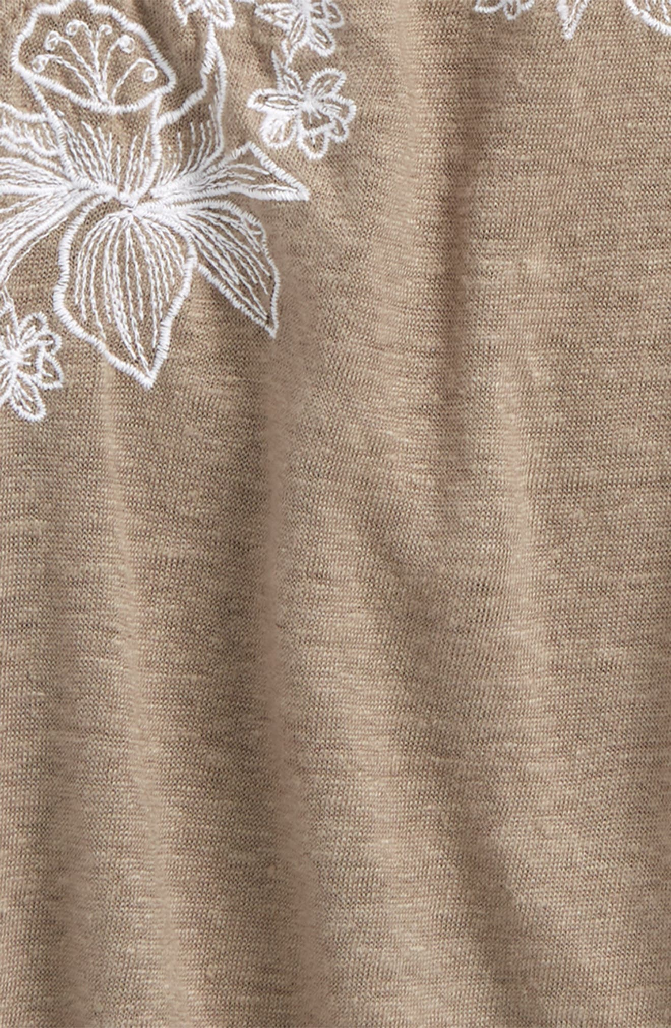 Sunlight One-Shoulder Top,                             Alternate thumbnail 2, color,                             Laurel Oak