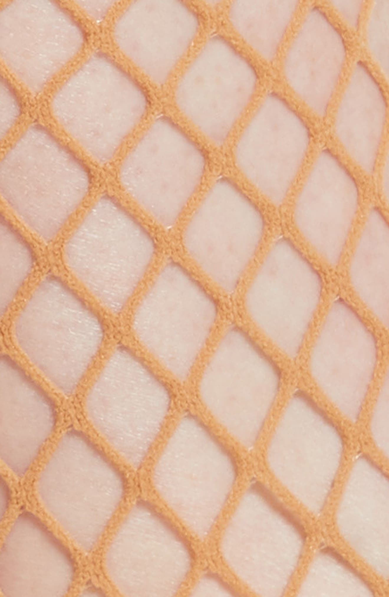 Tina Summer Net Ankle Socks,                             Alternate thumbnail 2, color,                             Gobi