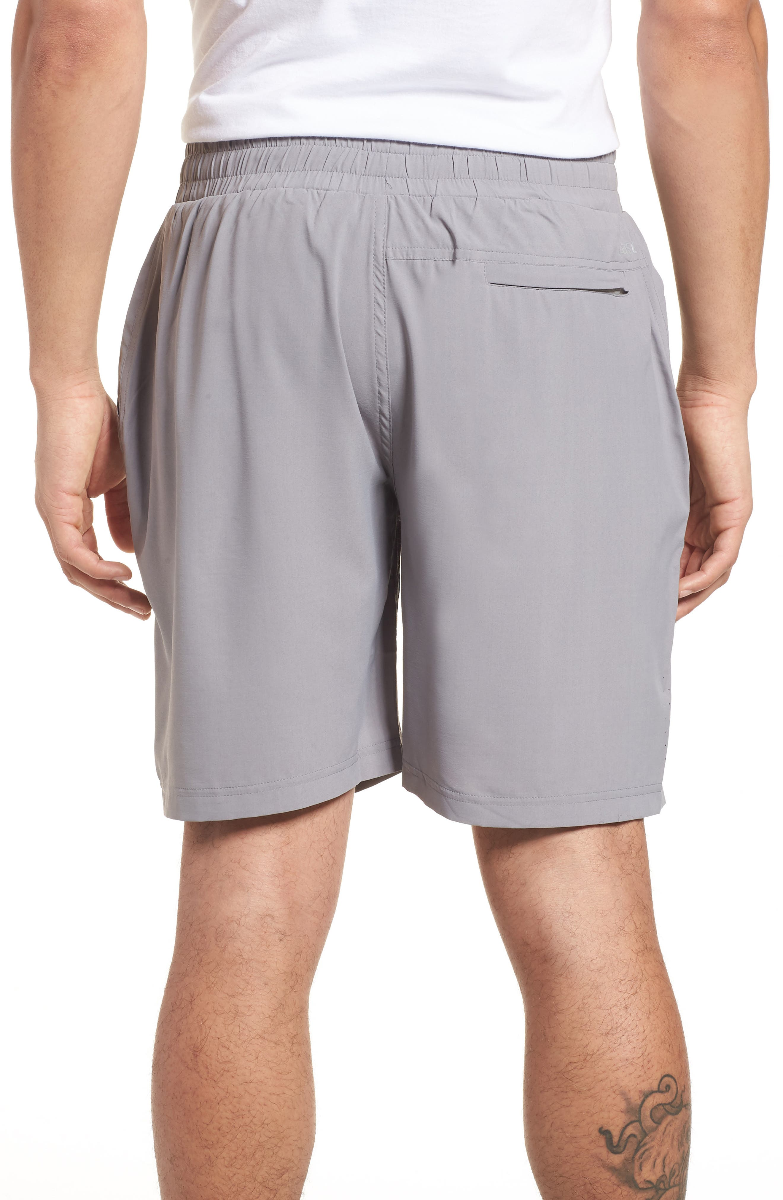 Alternate Image 2  - tasc Performance Charge Water Resistant Athletic Shorts