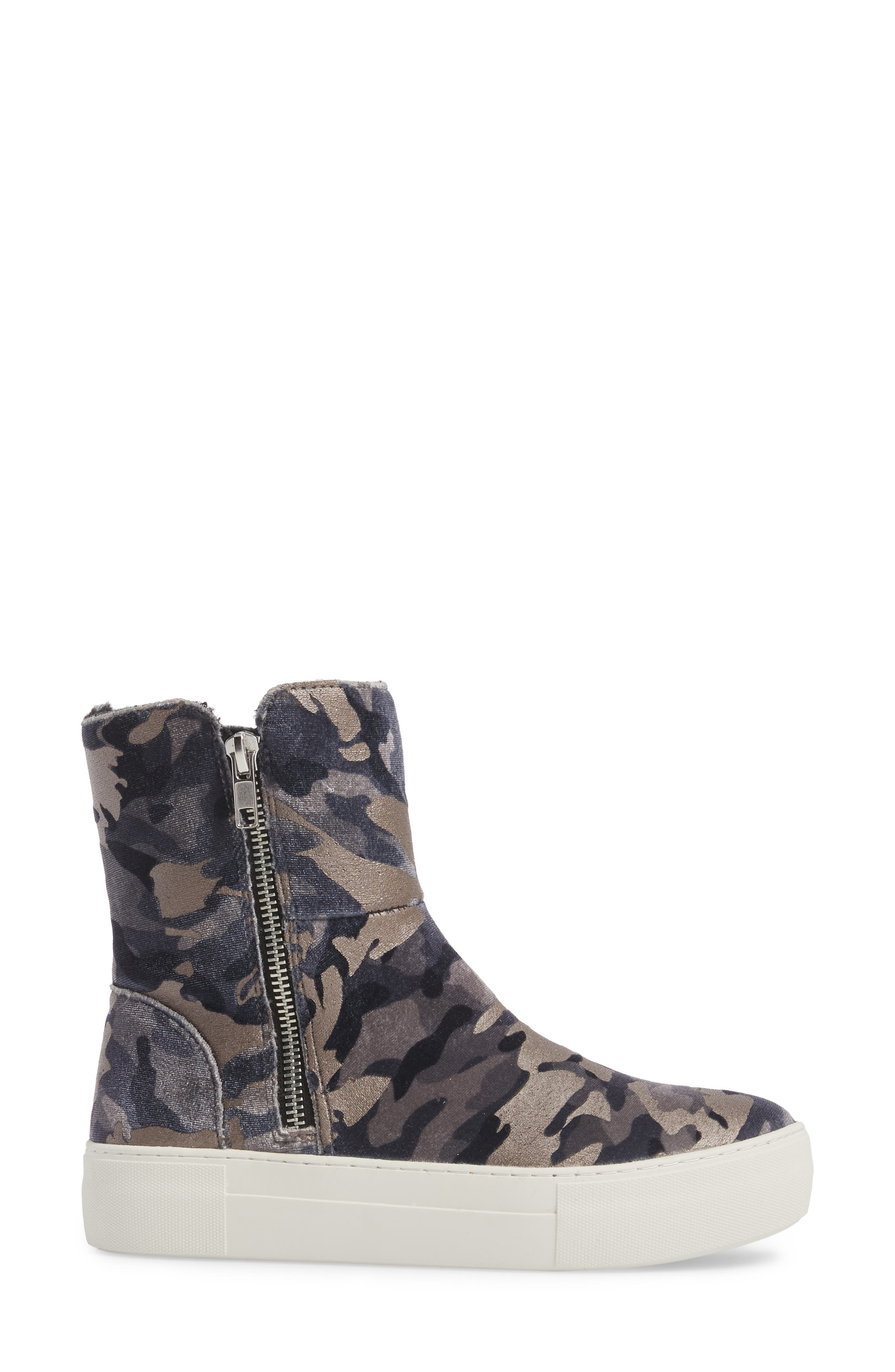 Garrson Sneaker Boot,                             Alternate thumbnail 3, color,                             Camouflage