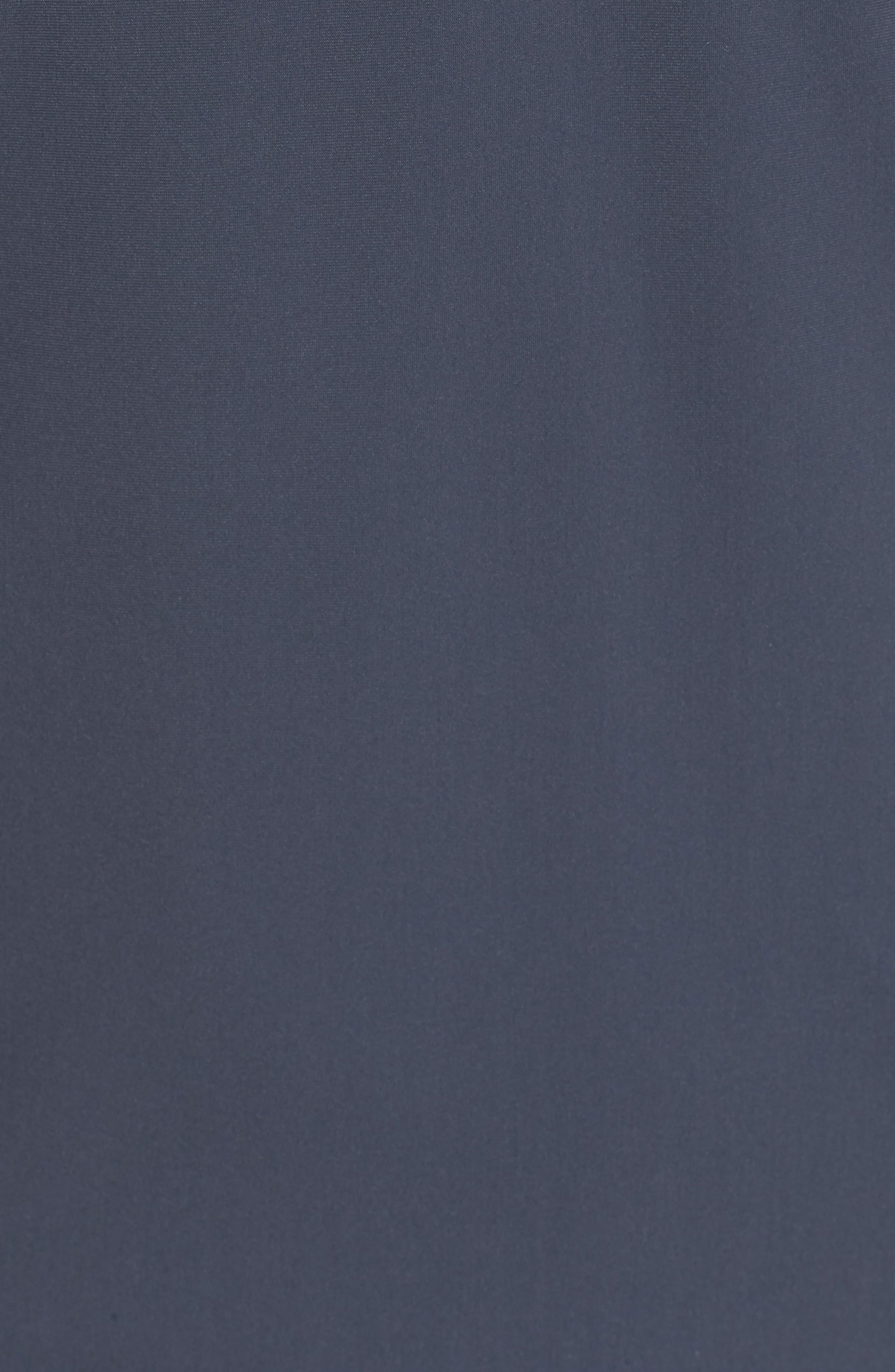 Tate Quarter Zip Pullover,                             Alternate thumbnail 5, color,                             Stingray