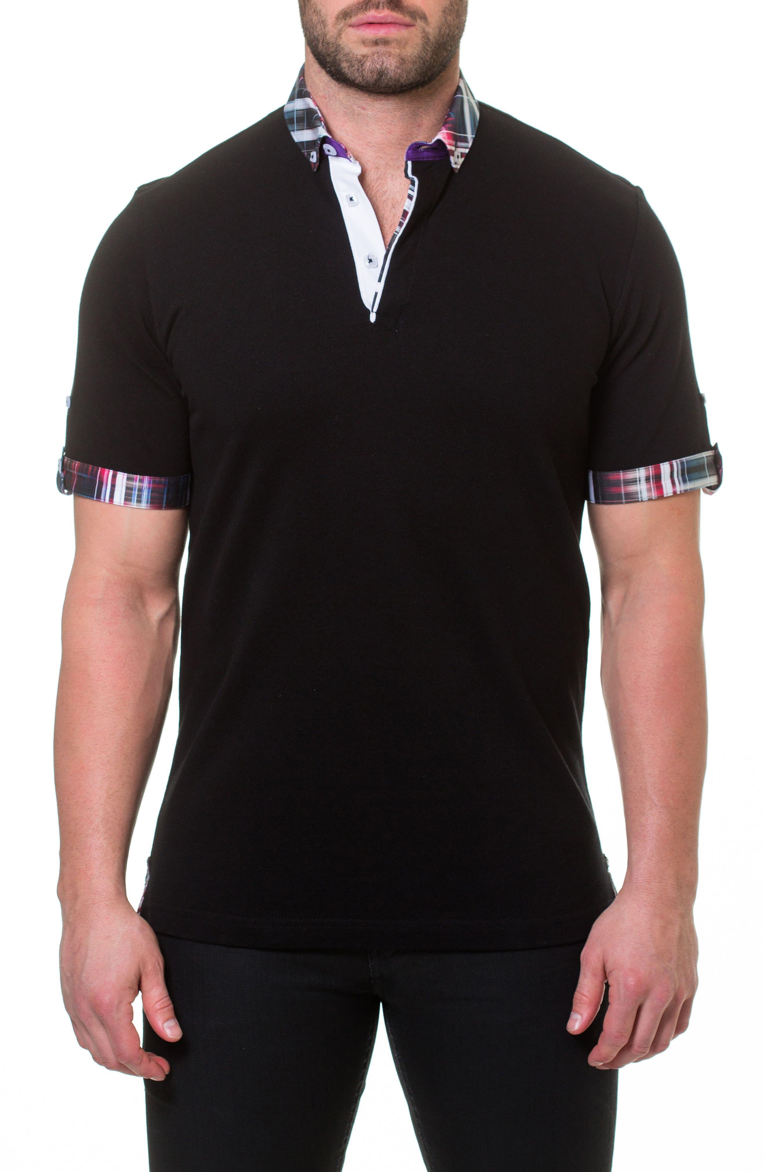 Polo,                         Main,                         color, Black