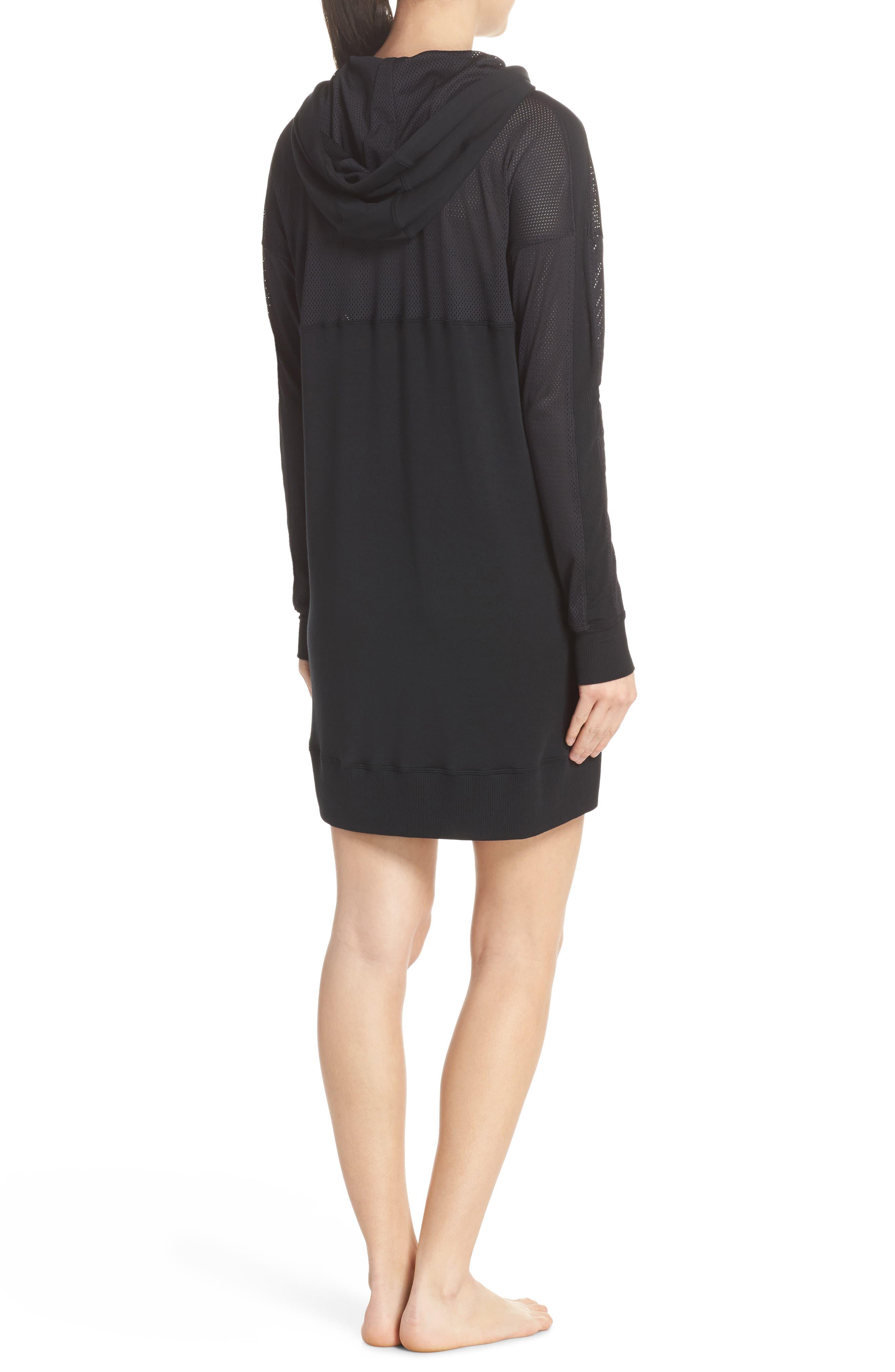 Range Dress,                             Alternate thumbnail 2, color,                             Black