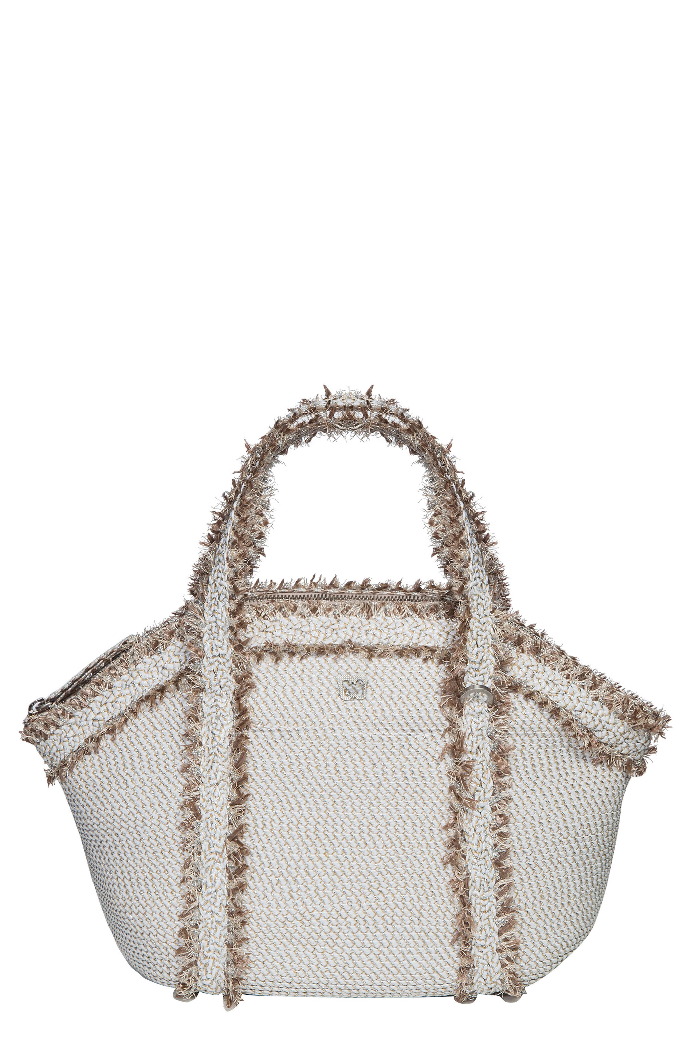 Covet Squishee<sup>®</sup> Satchel,                         Main,                         color, Ice