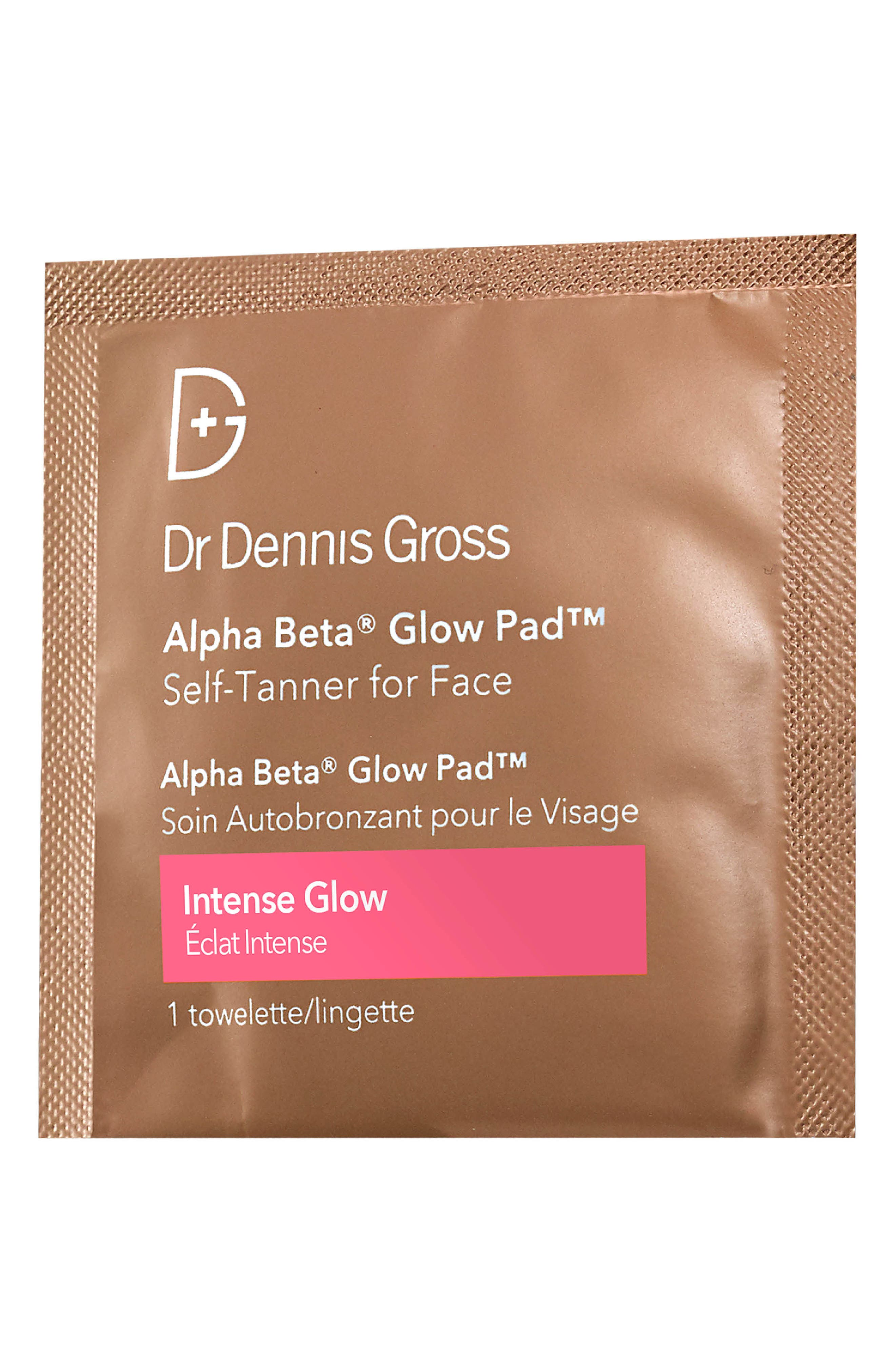 Alpha Beta<sup>®</sup> Glow Pad<sup>™</sup> for Face,                             Alternate thumbnail 3, color,                             No Color
