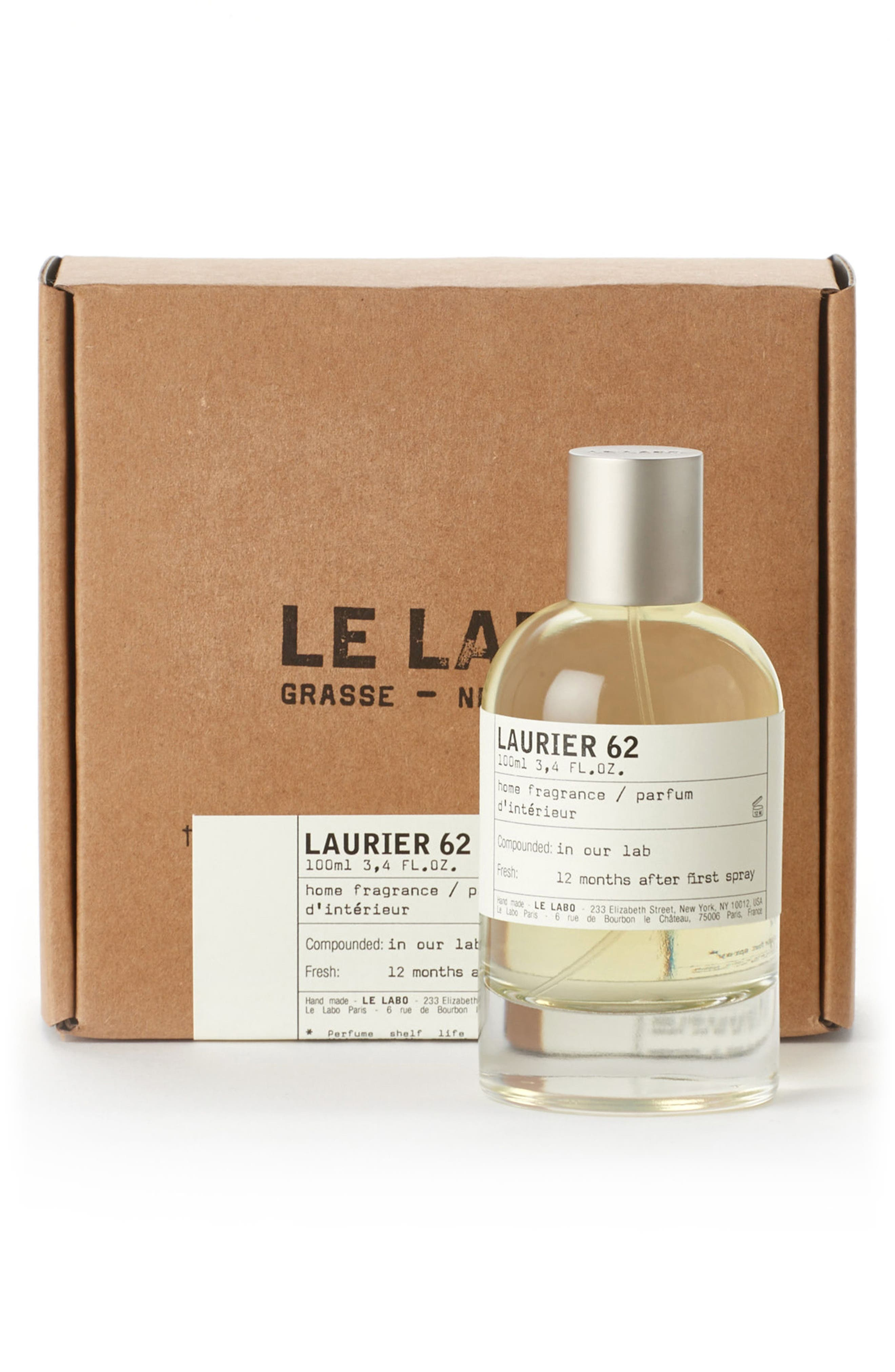 'Laurier 61' Home Fragrance Spray,                             Alternate thumbnail 2, color,                             No Color