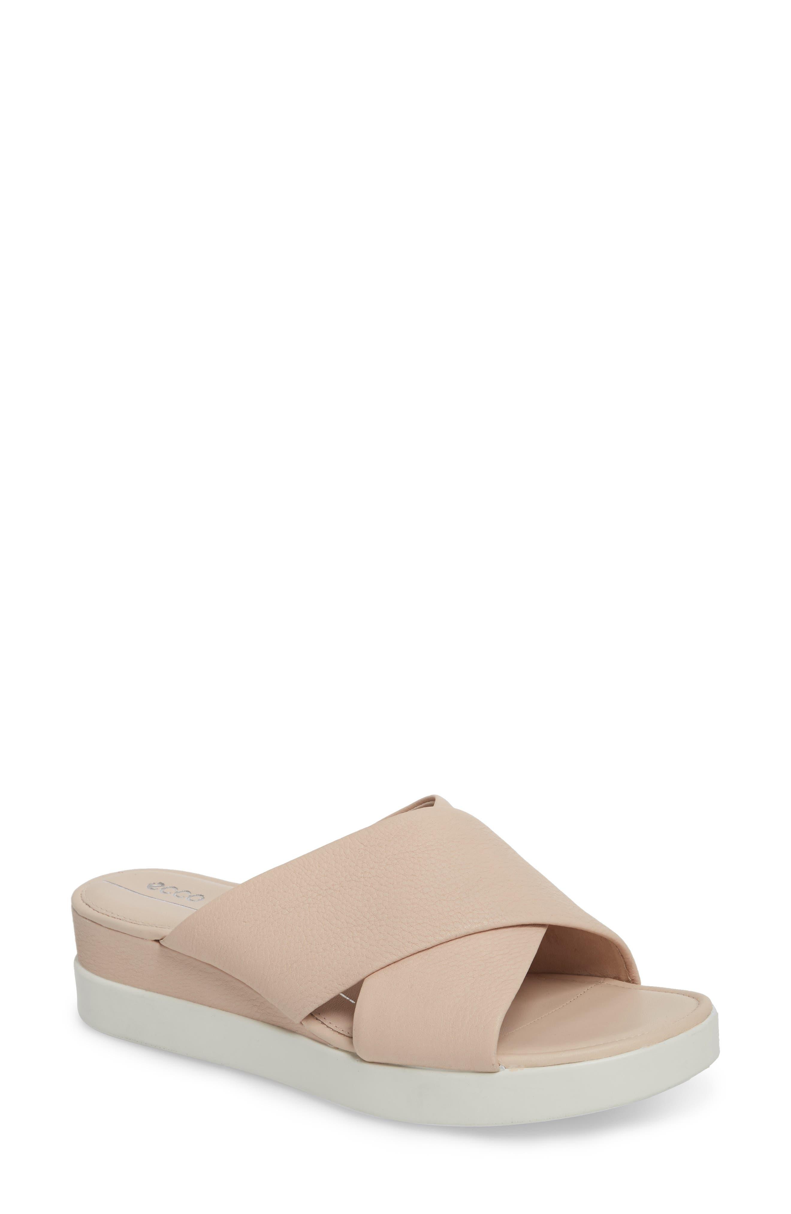 ECCO Touch Slide Sandal (Women)