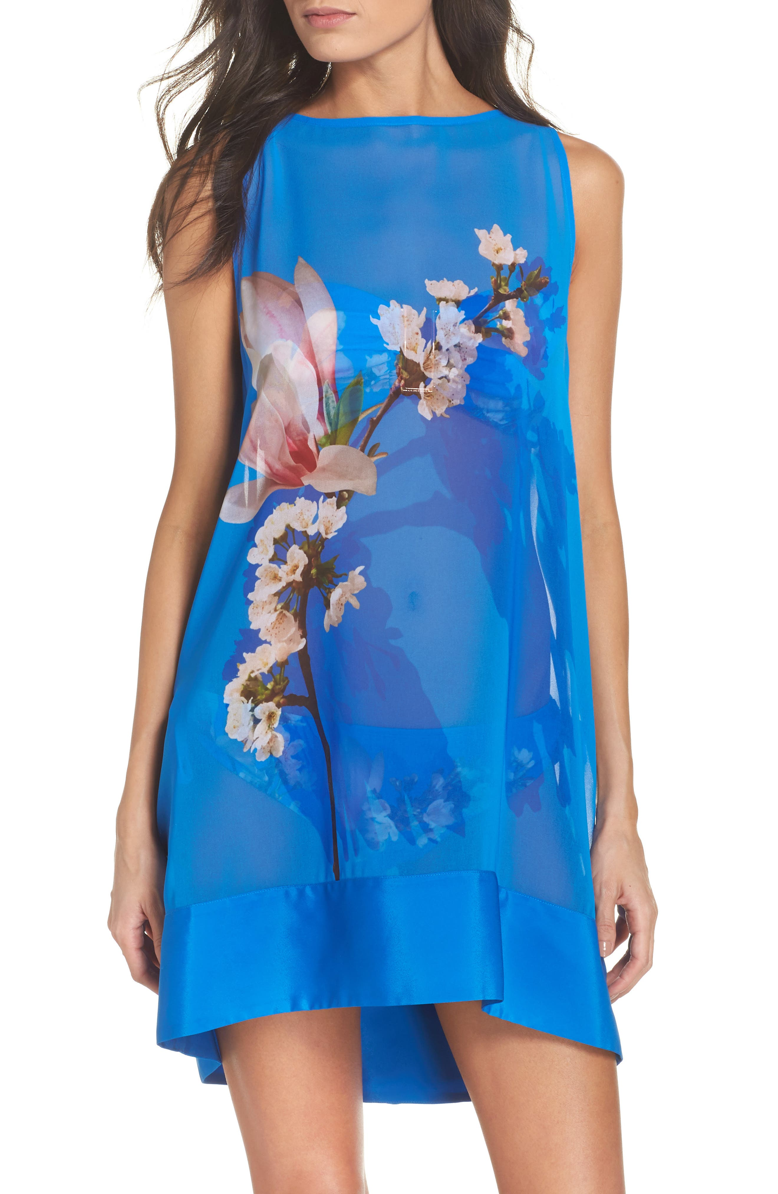 Harmony Cover-Up,                         Main,                         color, Bright Blue
