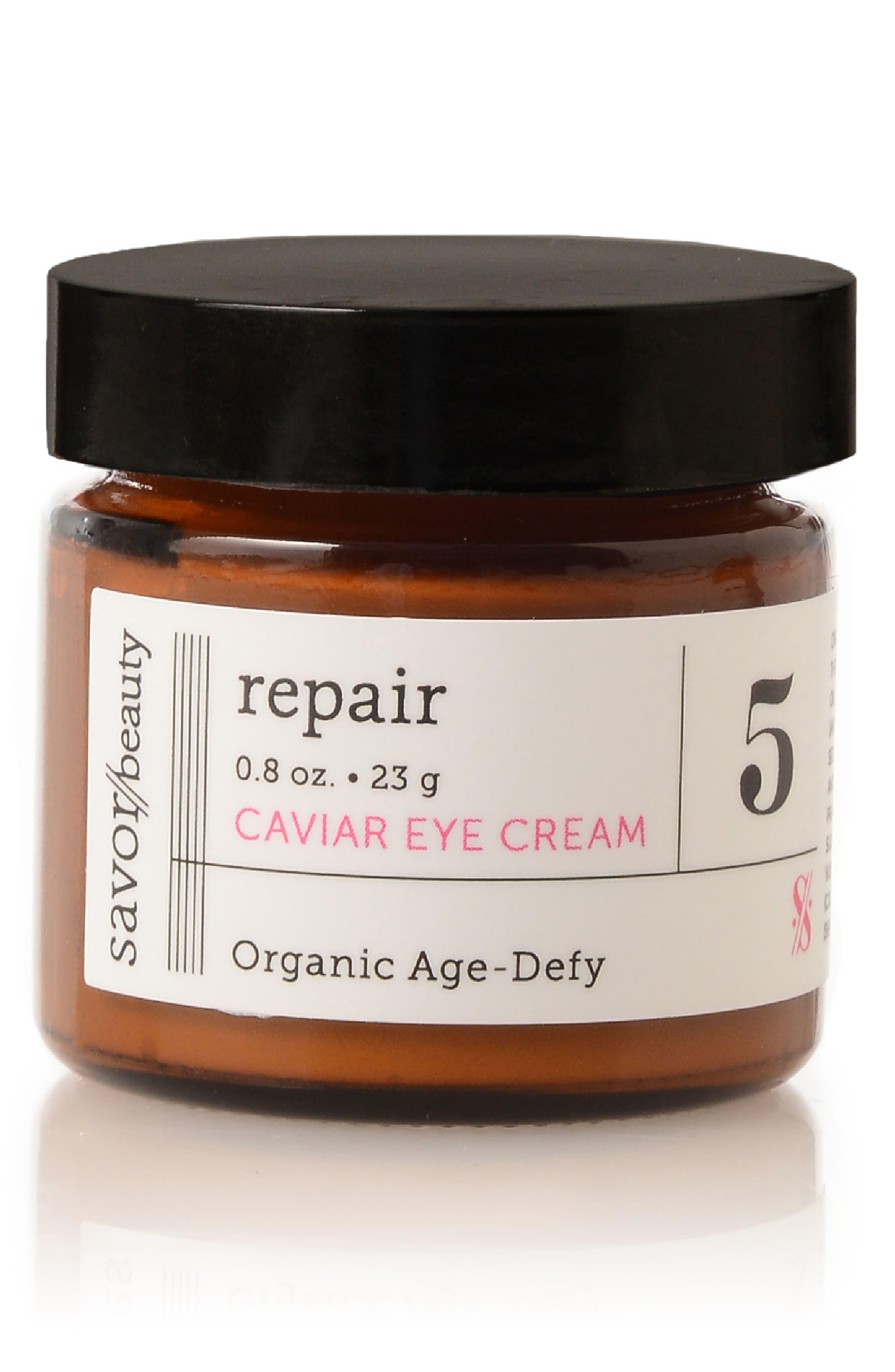 Repair Caviar Eye Cream,                             Main thumbnail 1, color,                             No Color