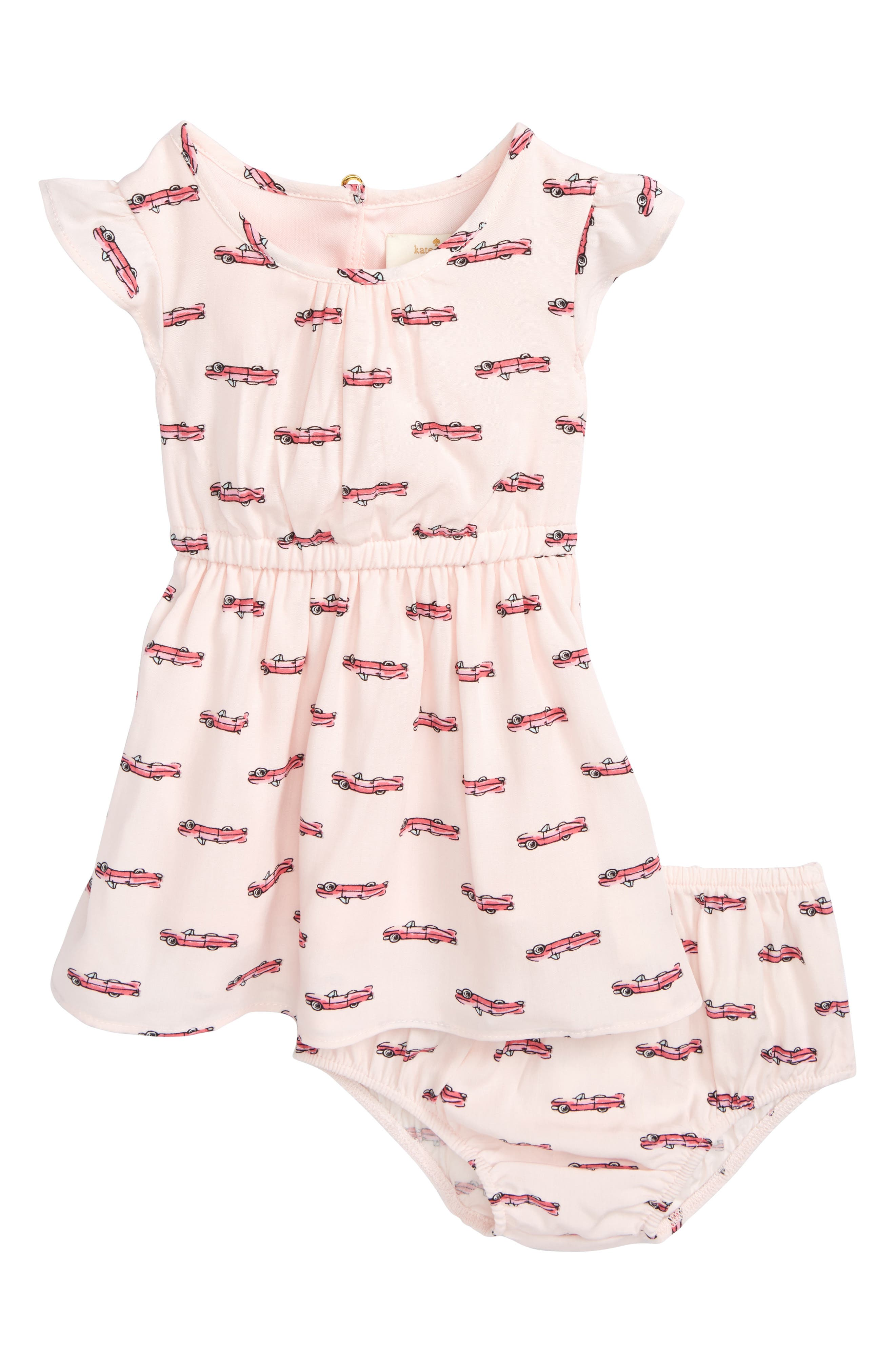 hot rod dress,                             Main thumbnail 1, color,                             Hot Rod Pink