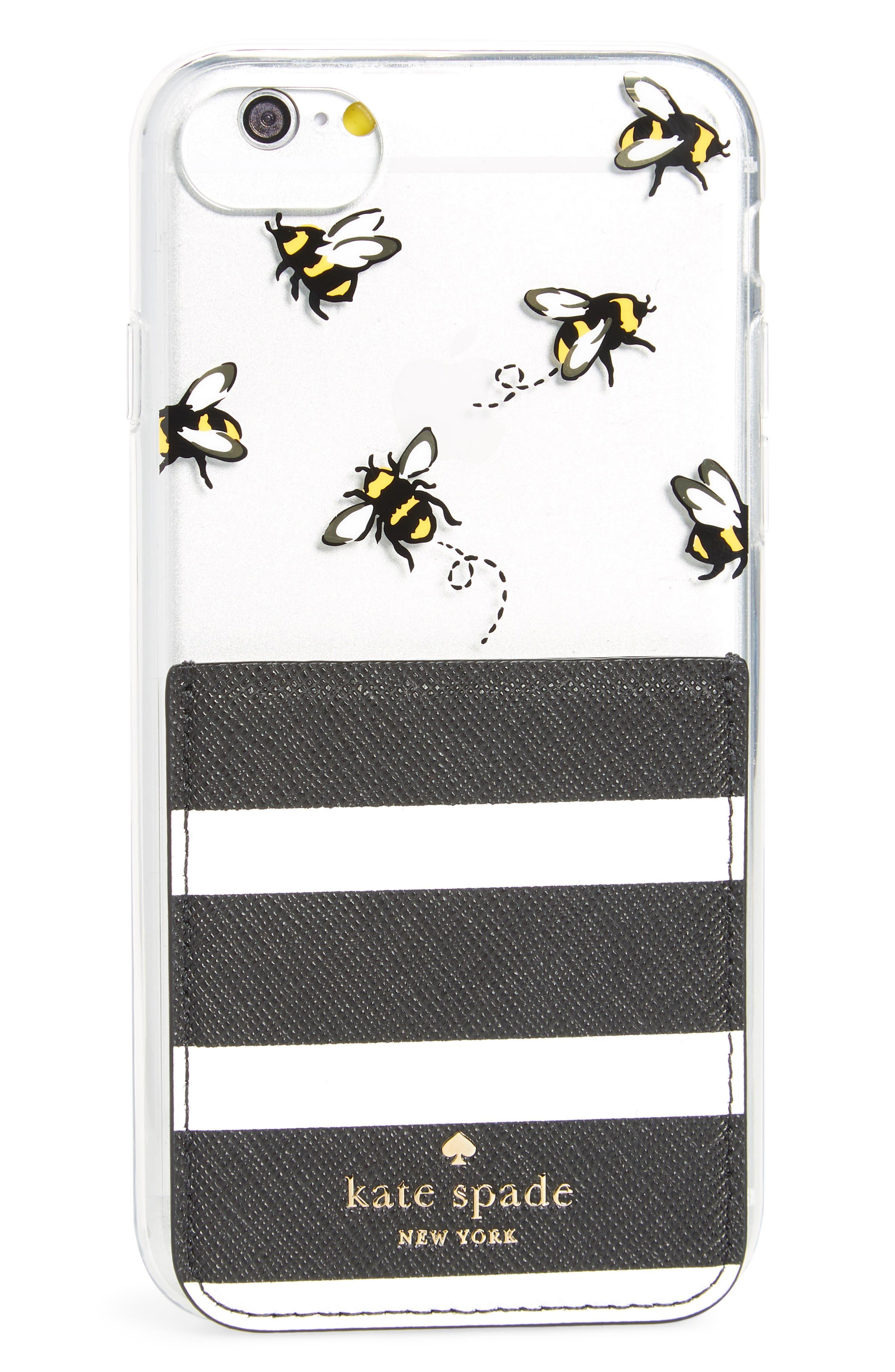 stick to it iPhone 7/8 & iPhone 7/8 Plus case & sticker pocket set,                         Main,                         color, Multi