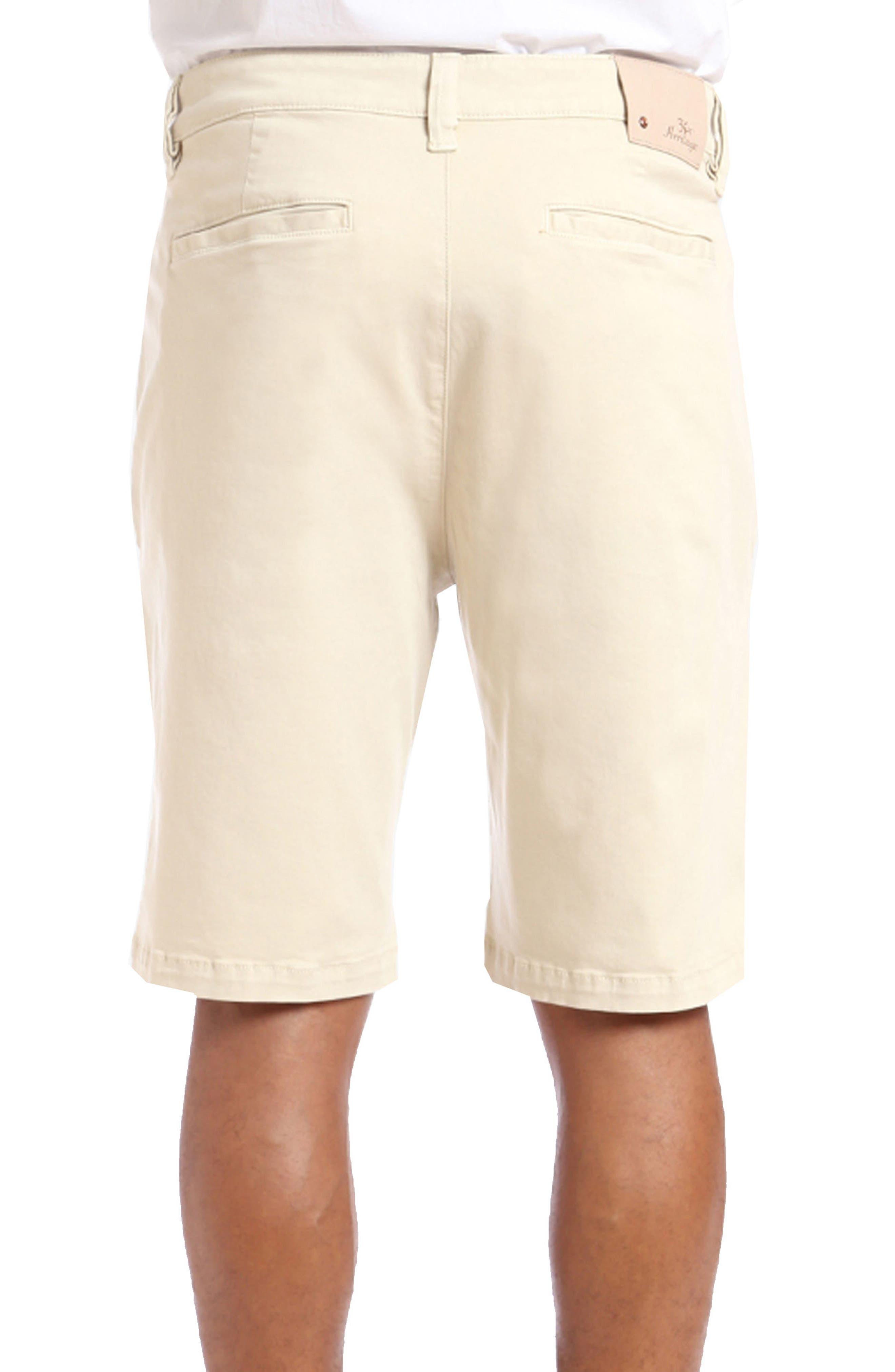 Nevada Twill Shorts,                             Alternate thumbnail 2, color,                             Bone Twill