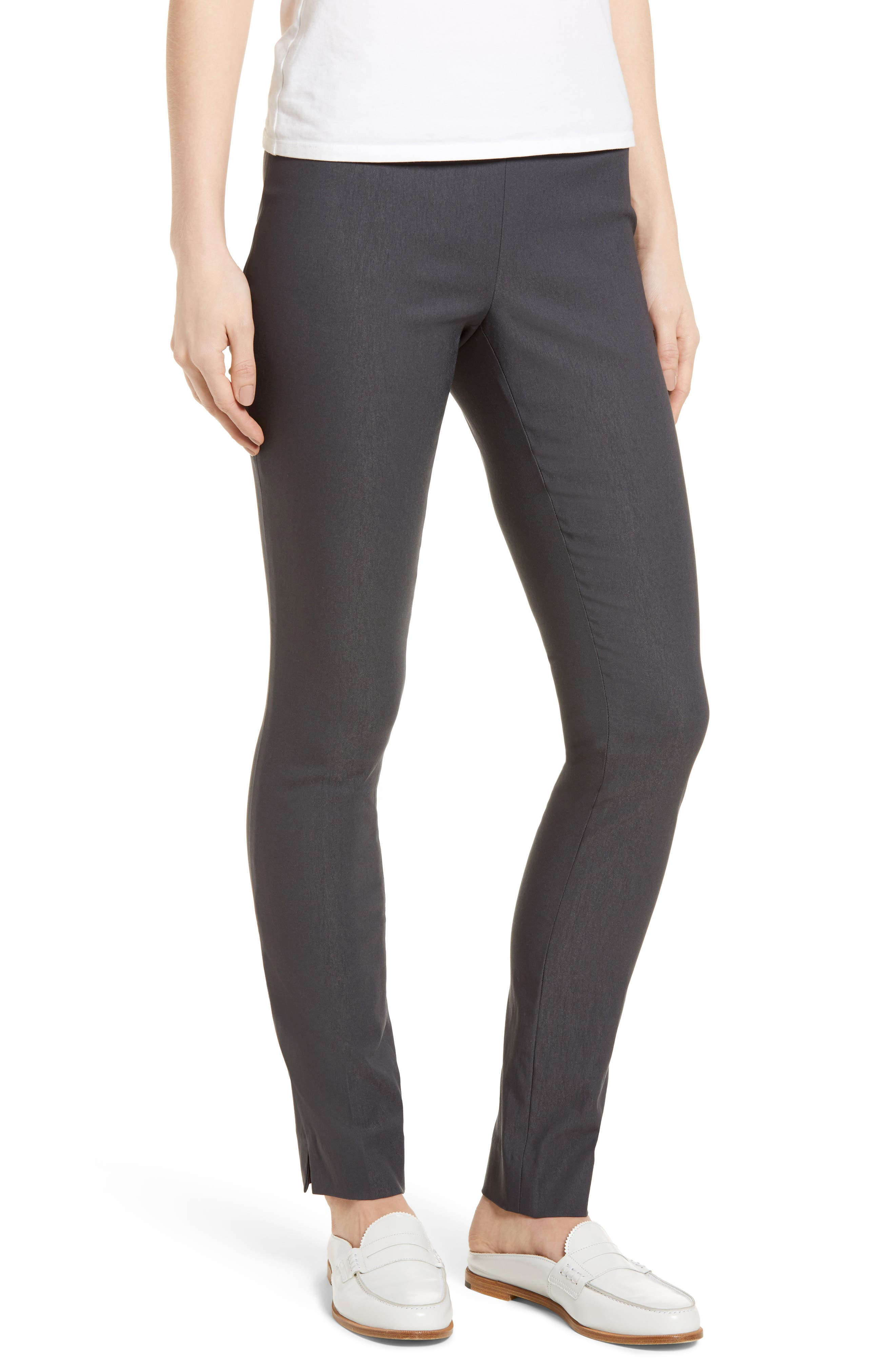NIC + ZOE Wonderstretch Slim Pants,                         Main,                         color, Ink