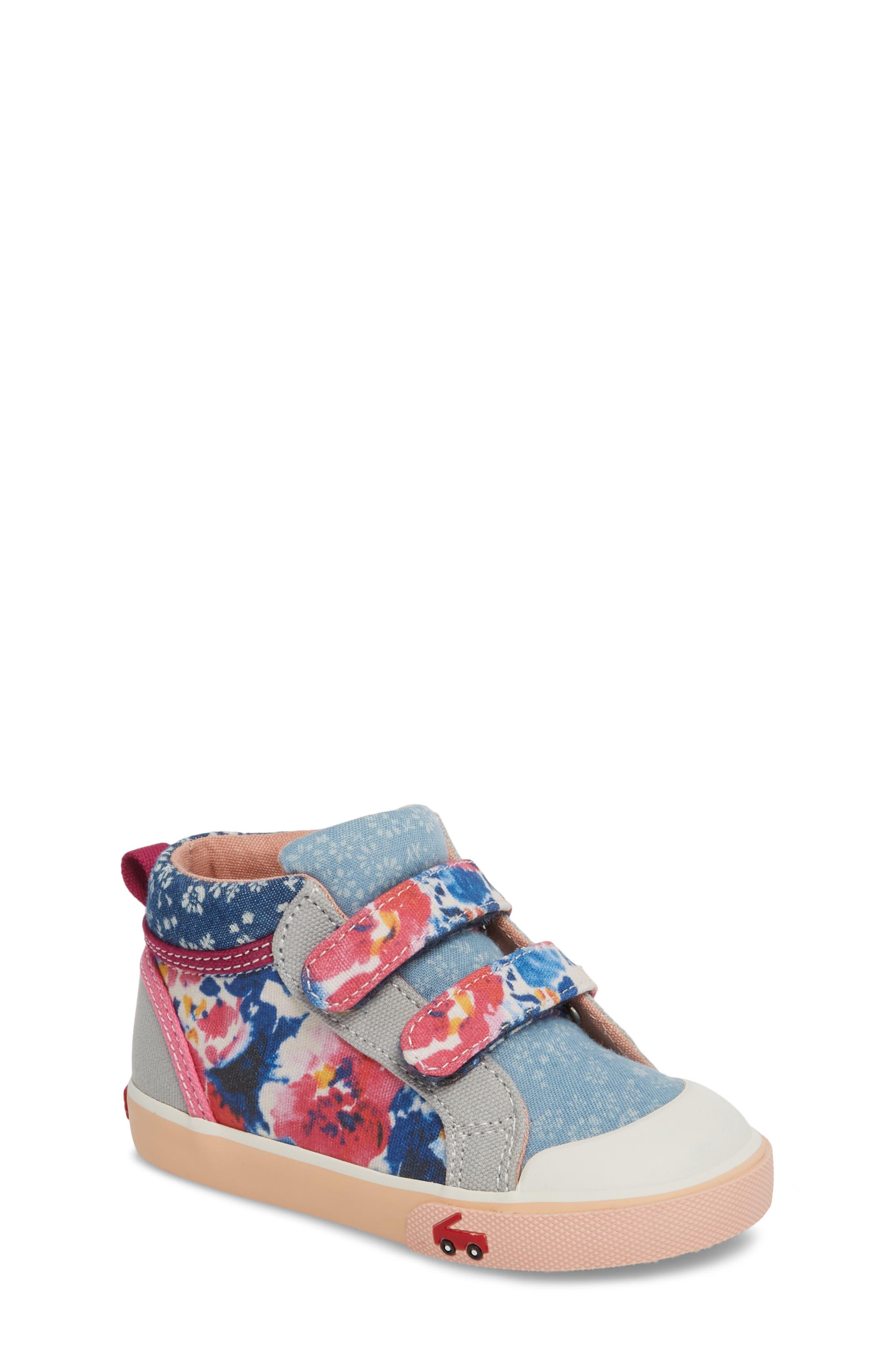 Alternate Image 1 Selected - See Kai Run Kya Sneaker (Baby, Walker, Toddler & Little Kid)