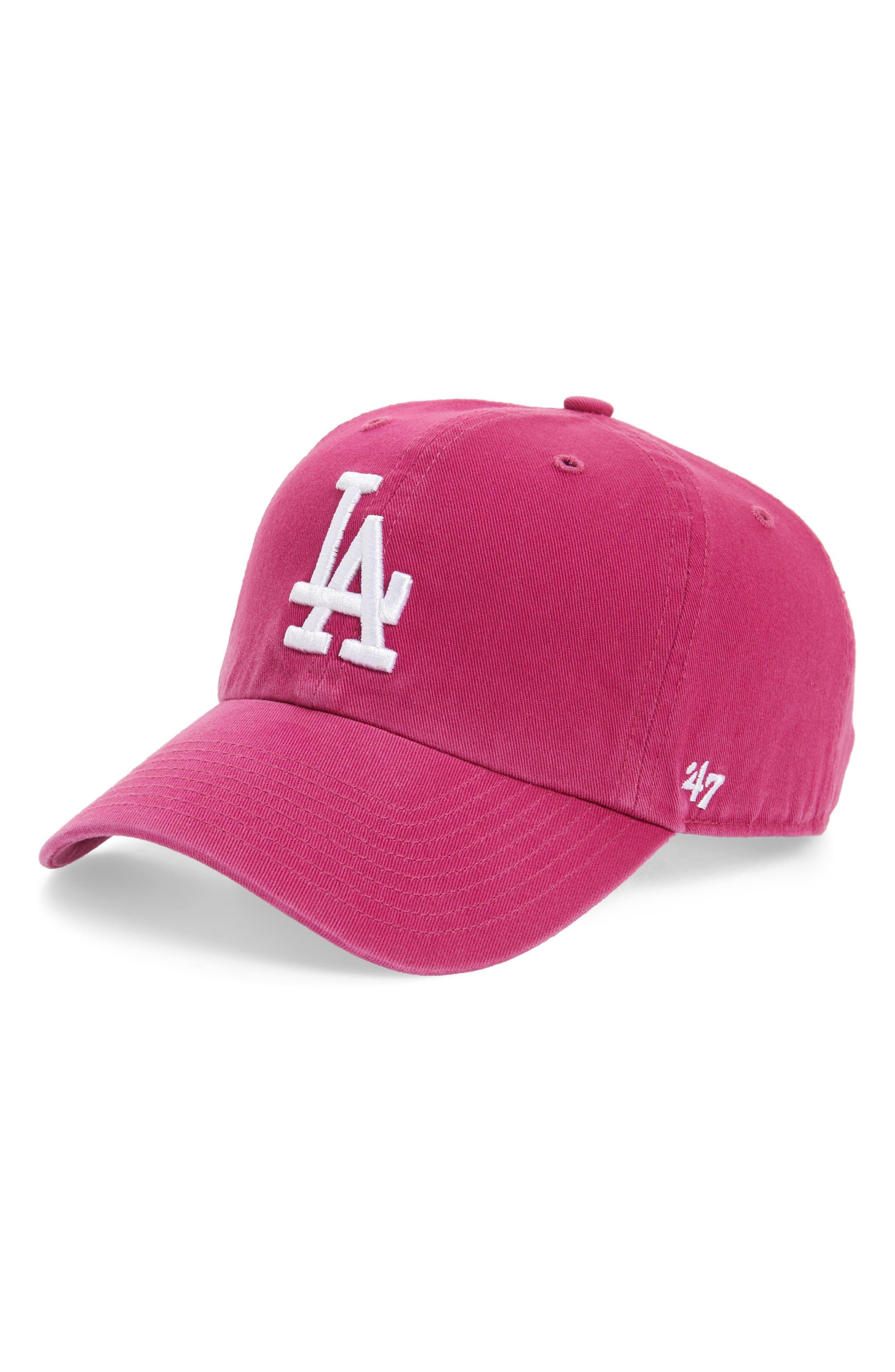 '47 Clean Up Los Angeles Dodgers Baseball Cap