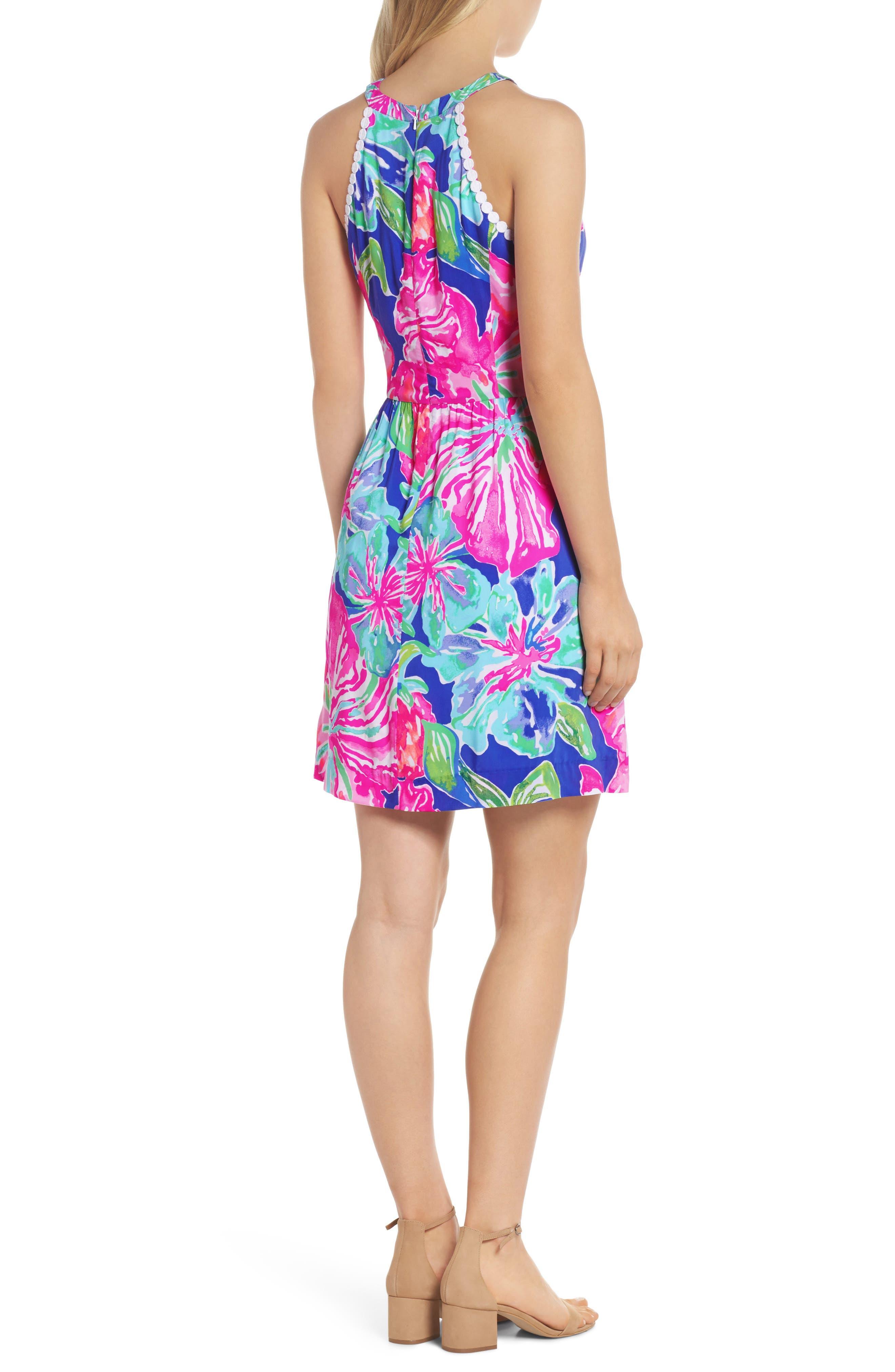 Alternate Image 2  - Lilly Pulitzer® Kinley Halter Dress