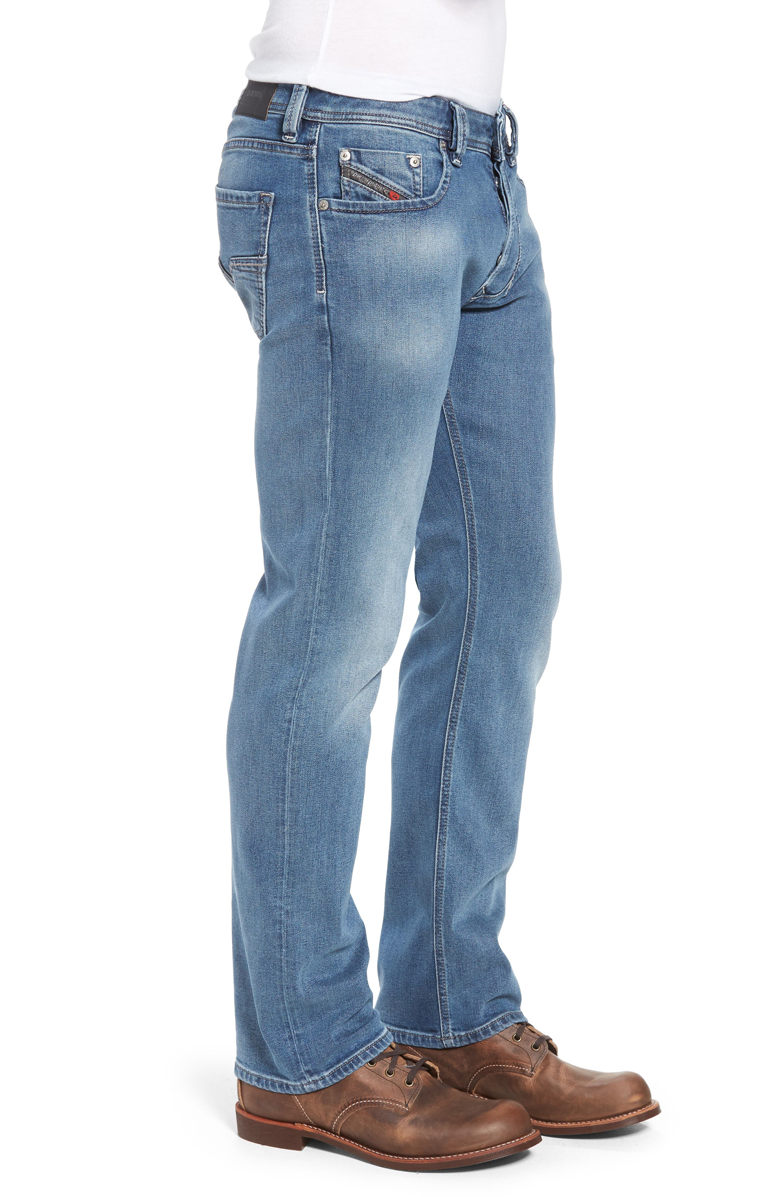 Larkee Relaxed Fit Jeans,                             Alternate thumbnail 3, color,                             084Rb