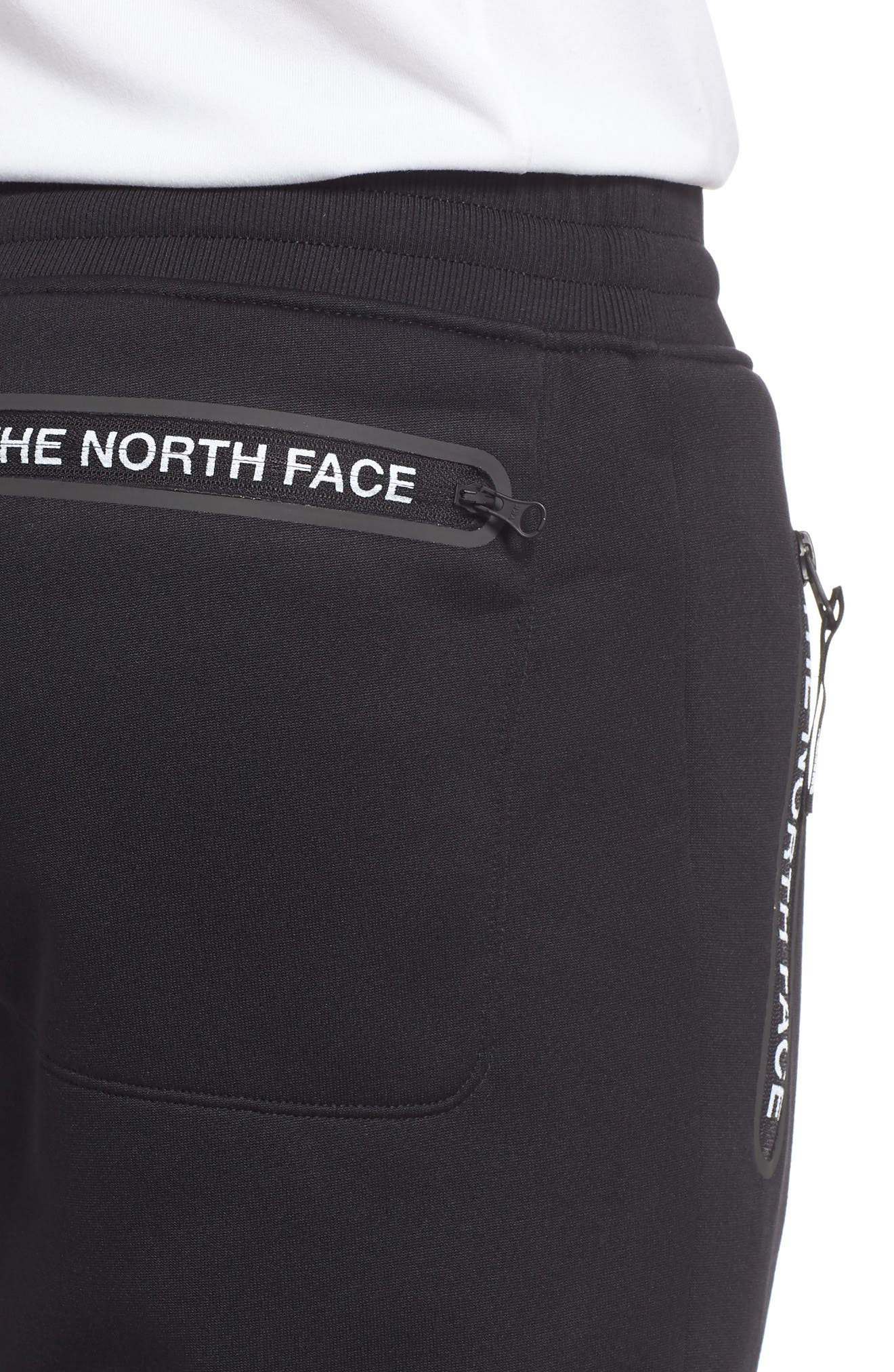 Mount Modern Jogger Pants,                             Alternate thumbnail 4, color,                             Tnf Black
